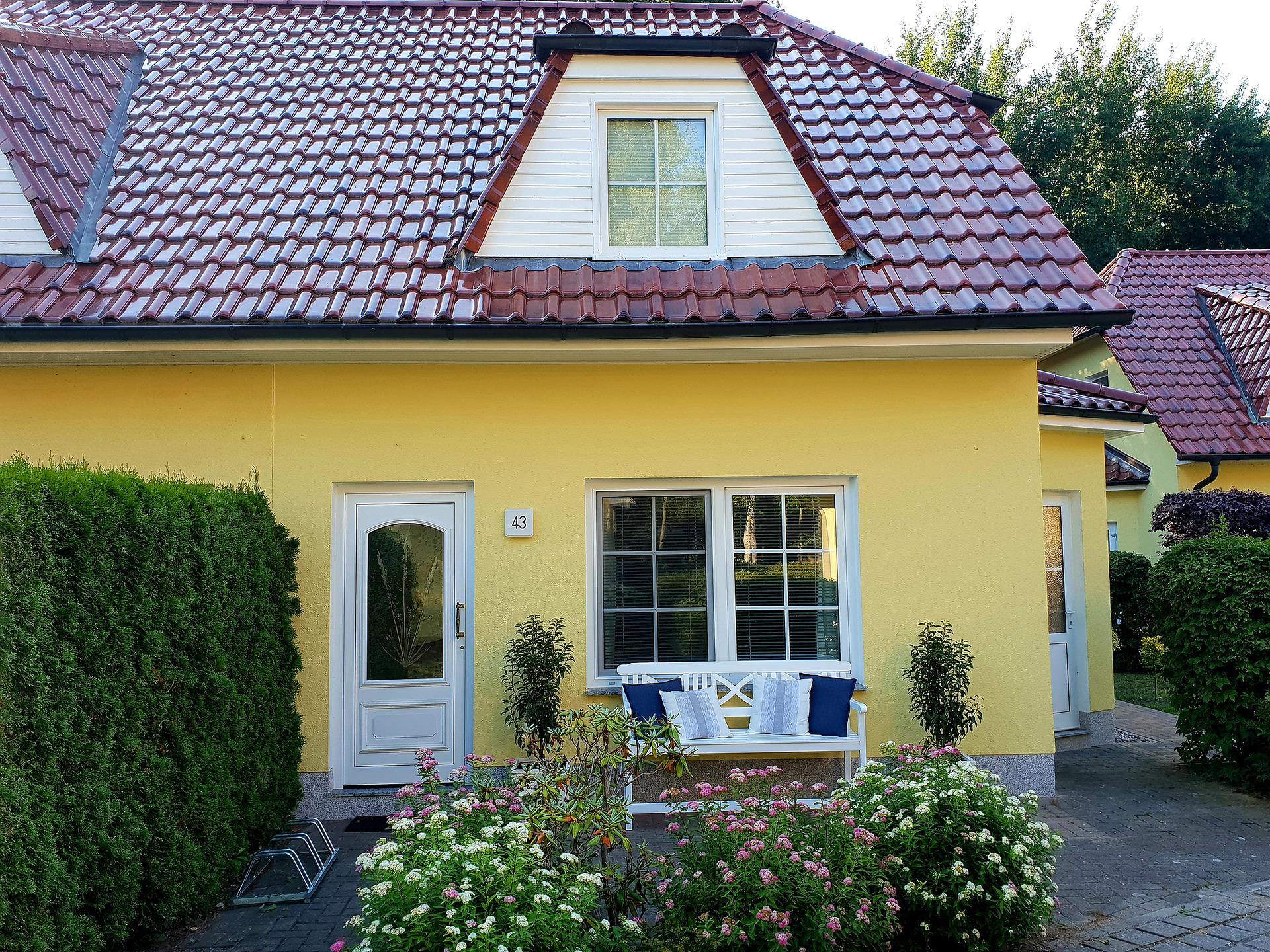 Am Deich 43 Zingst 71m² Ferienhaus für 4 Personen