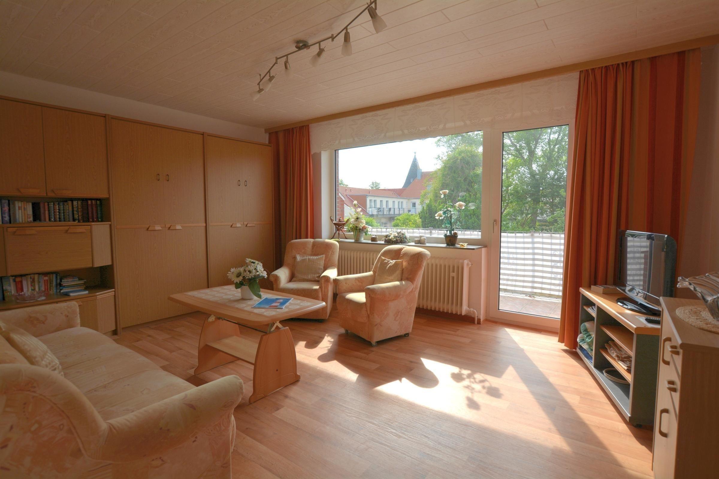 Haus Bünzow 1 Ferienwohnung  Borkum