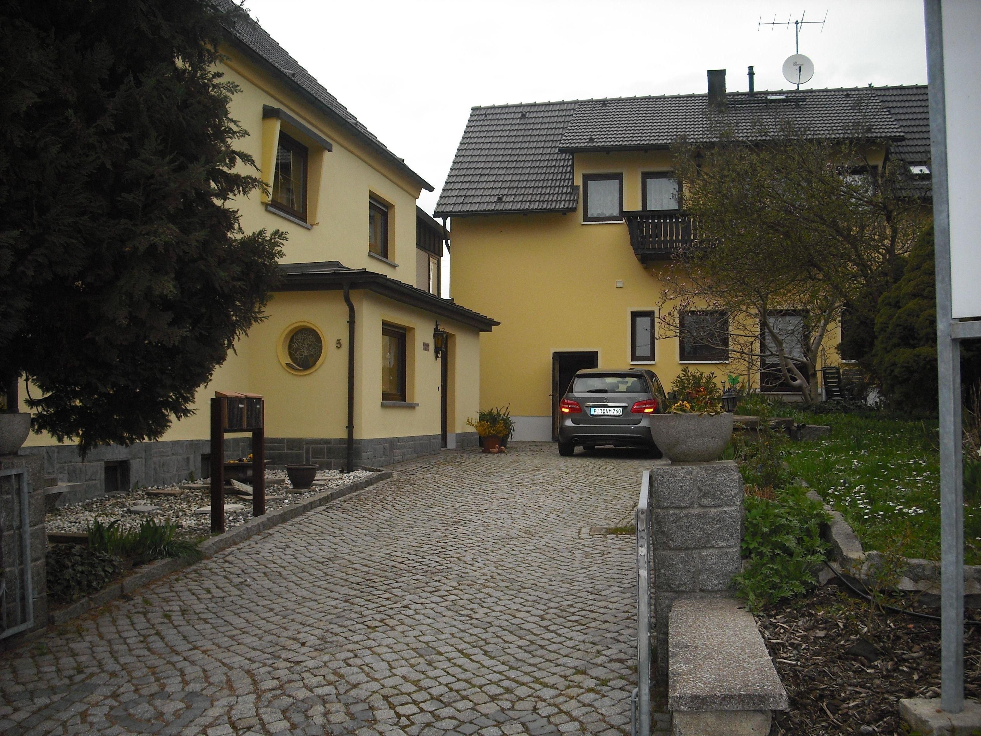 Ferienwohnung Thierse Ferienwohnung in der Sächsische Schweiz