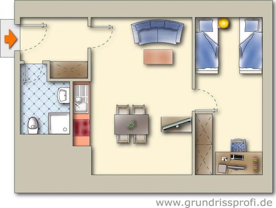 Appartement de vacances Appartements Ferchergasse Ap3 (1854297), Vienne, , Vienne, Autriche, image 22