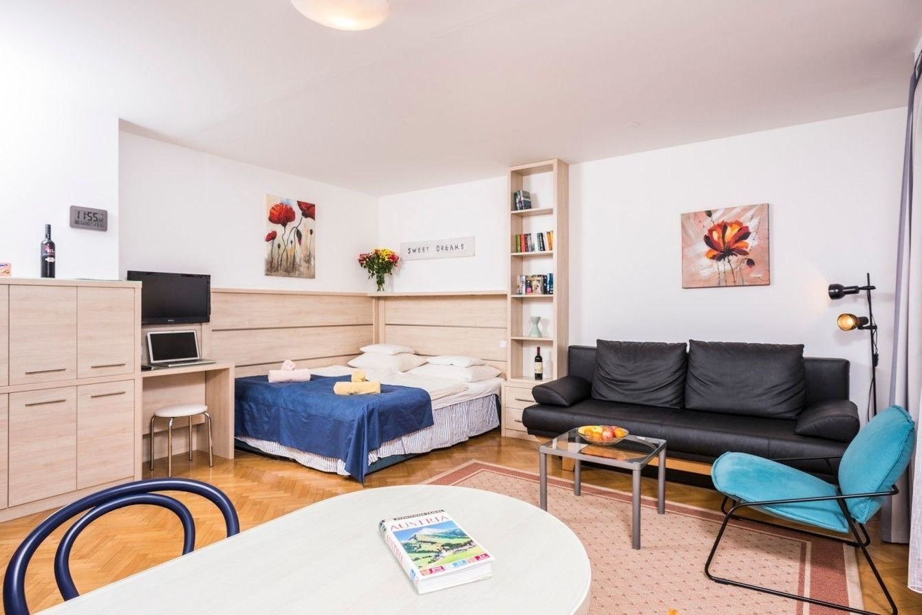 Appartement de vacances Appartements Ferchergasse ApR02 (1854303), Vienne, , Vienne, Autriche, image 1