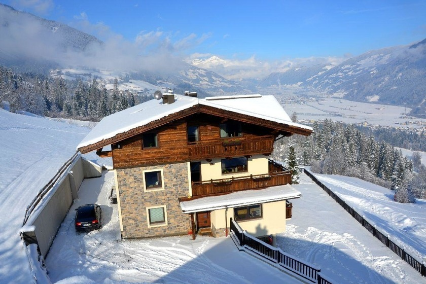 Holiday apartment Chaletapartment Gipfelwind (1859316), Kaltenbach, Zillertal, Tyrol, Austria, picture 3