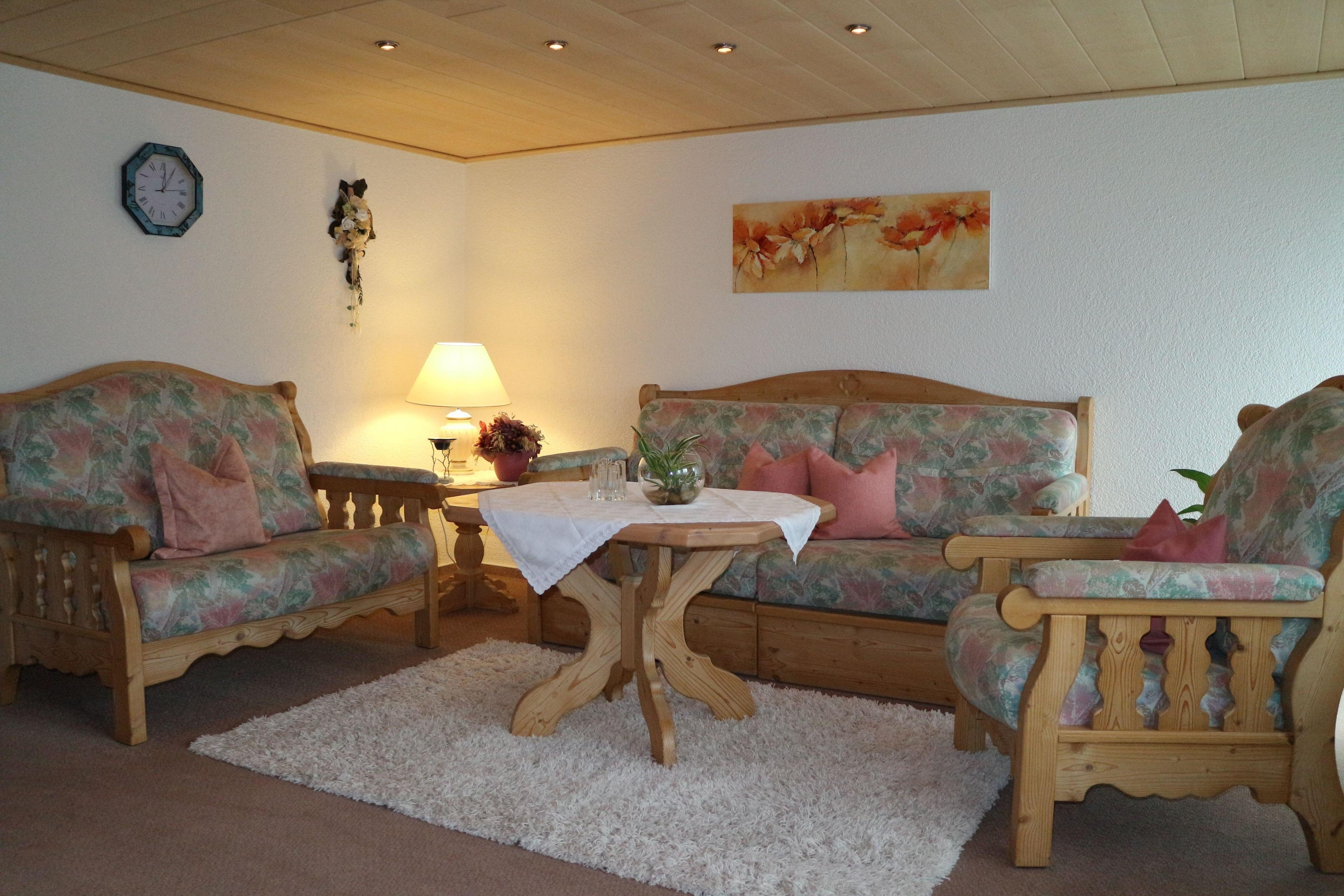 Haus Schneider, Ferienwohnung Schwarzwaldstüb Ferienwohnung