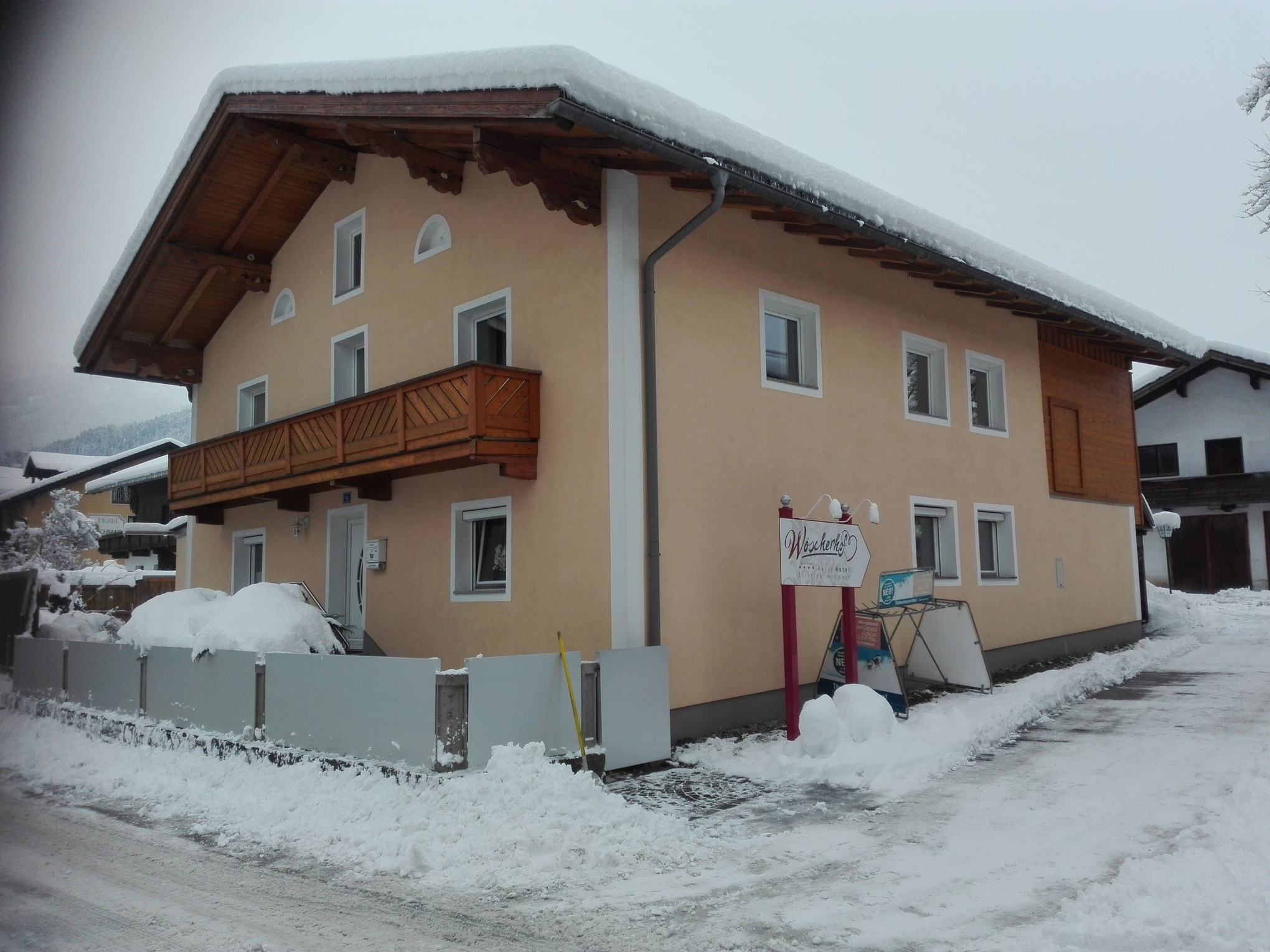 Appartement de vacances Gerti (1995761), Uderns, Zillertal, Tyrol, Autriche, image 1
