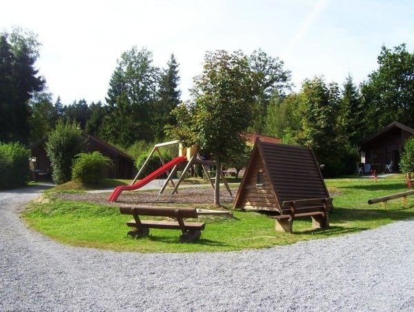 Ferienhaus Komfortables Ferienblockhaus Nr. 27 -56 qm- bis 4 Personen Viechtach Jägerpark (2018875), Viechtach, Bayerischer Wald, Bayern, Deutschland, Bild 9