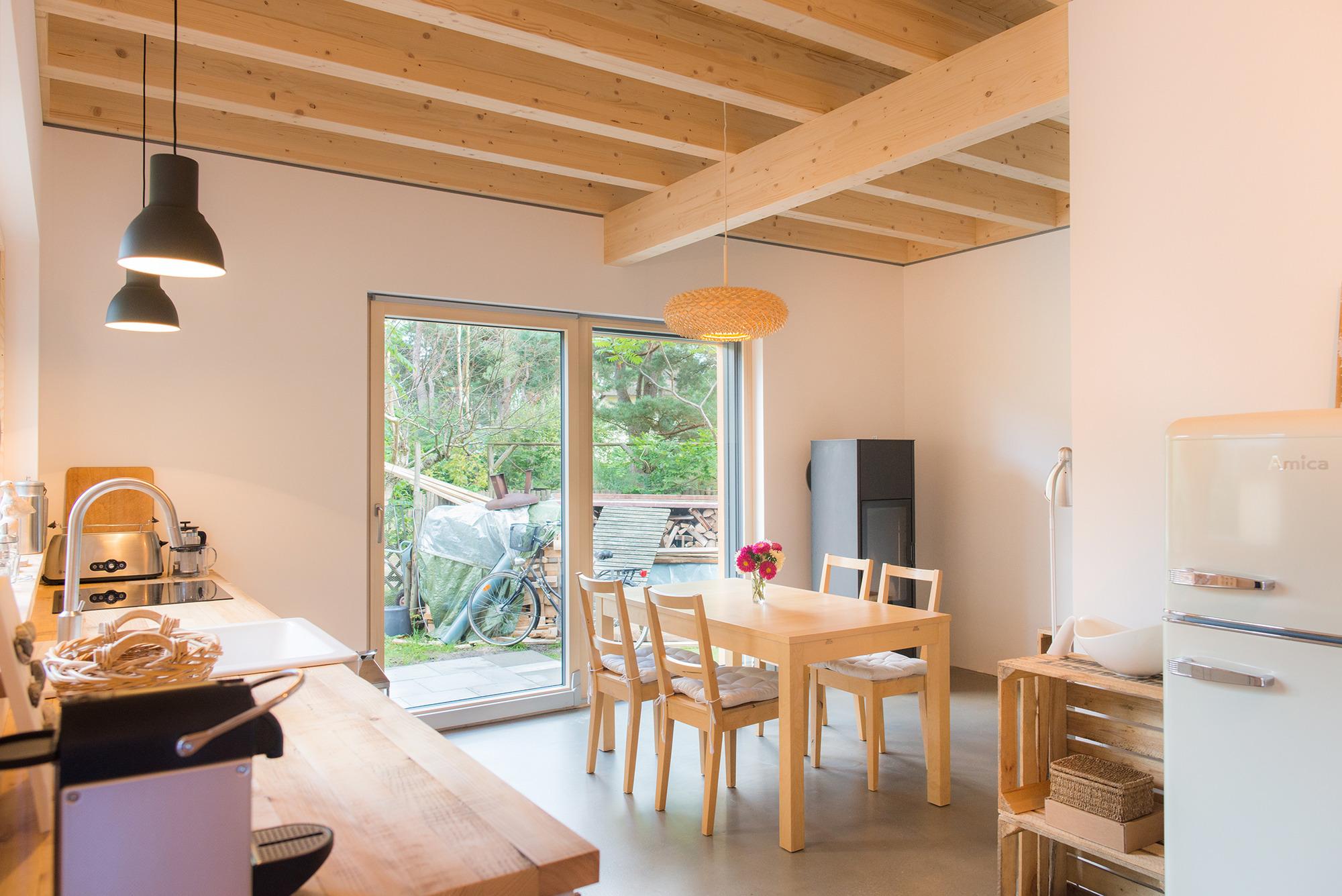 Amica Kühlschrank Edeka : Ferienhaus hinterm strand 55192 dierhagen 70m² ferienhaus für 4