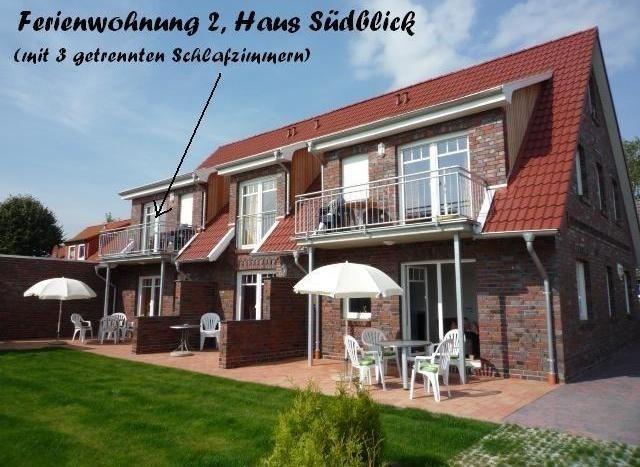 Haus Südblick Wohnung 2