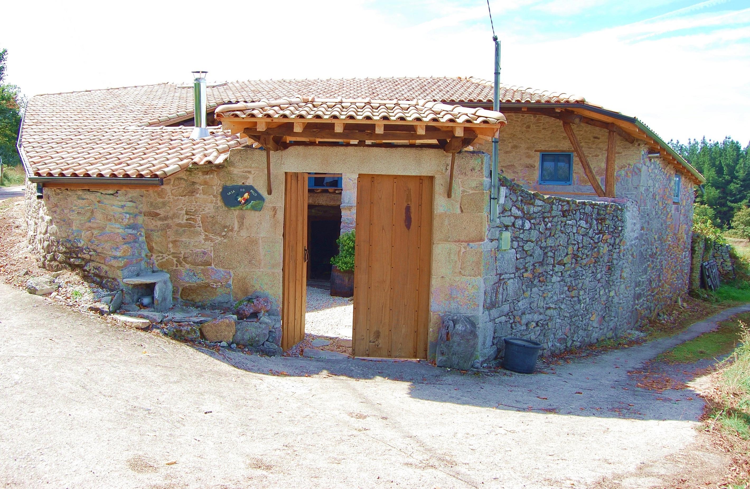 Casa do Polo Ferienhaus in Spanien