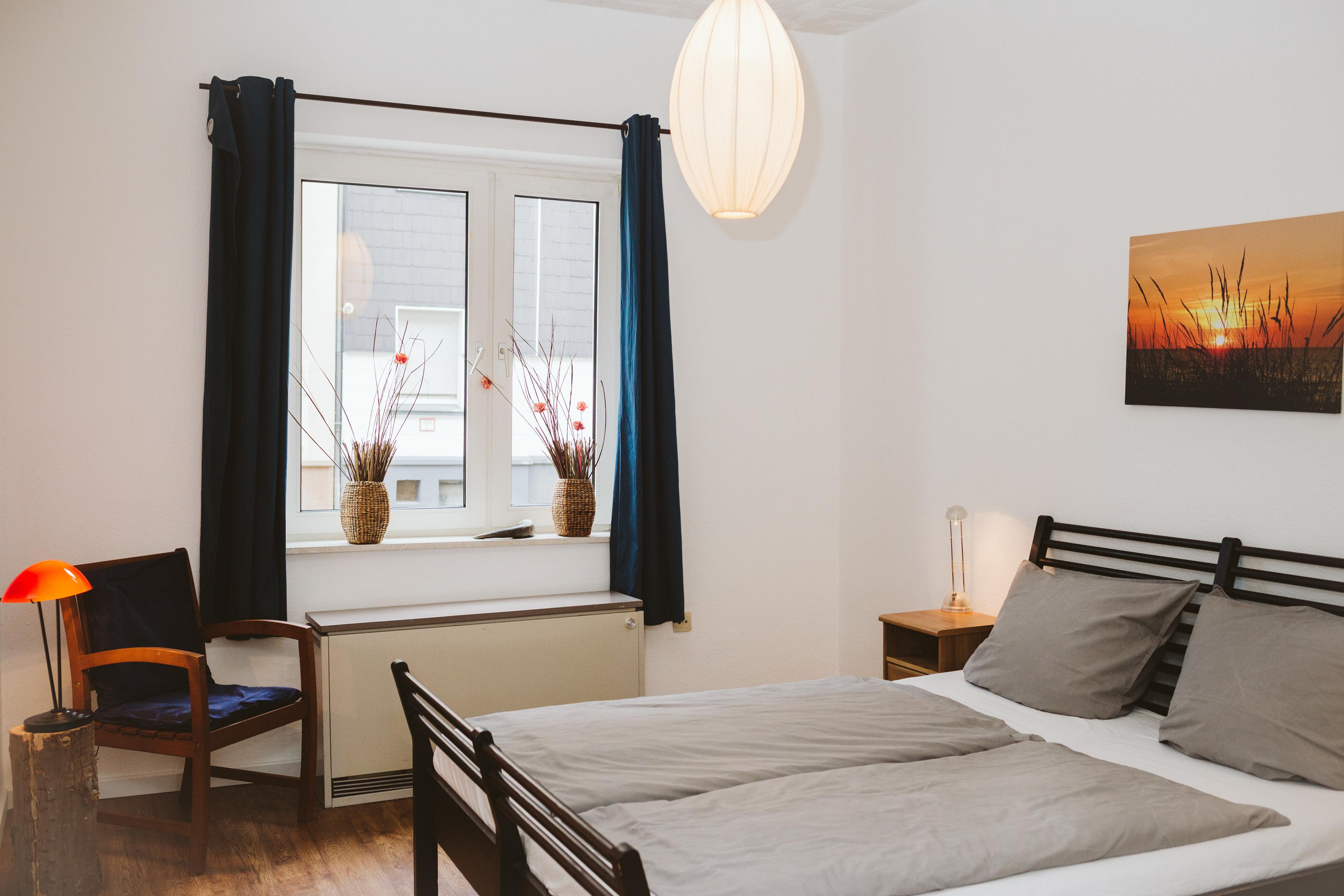 Glück Auf Appartements Seestraße Essen Ferienwohnung in Nordrhein Westfalen