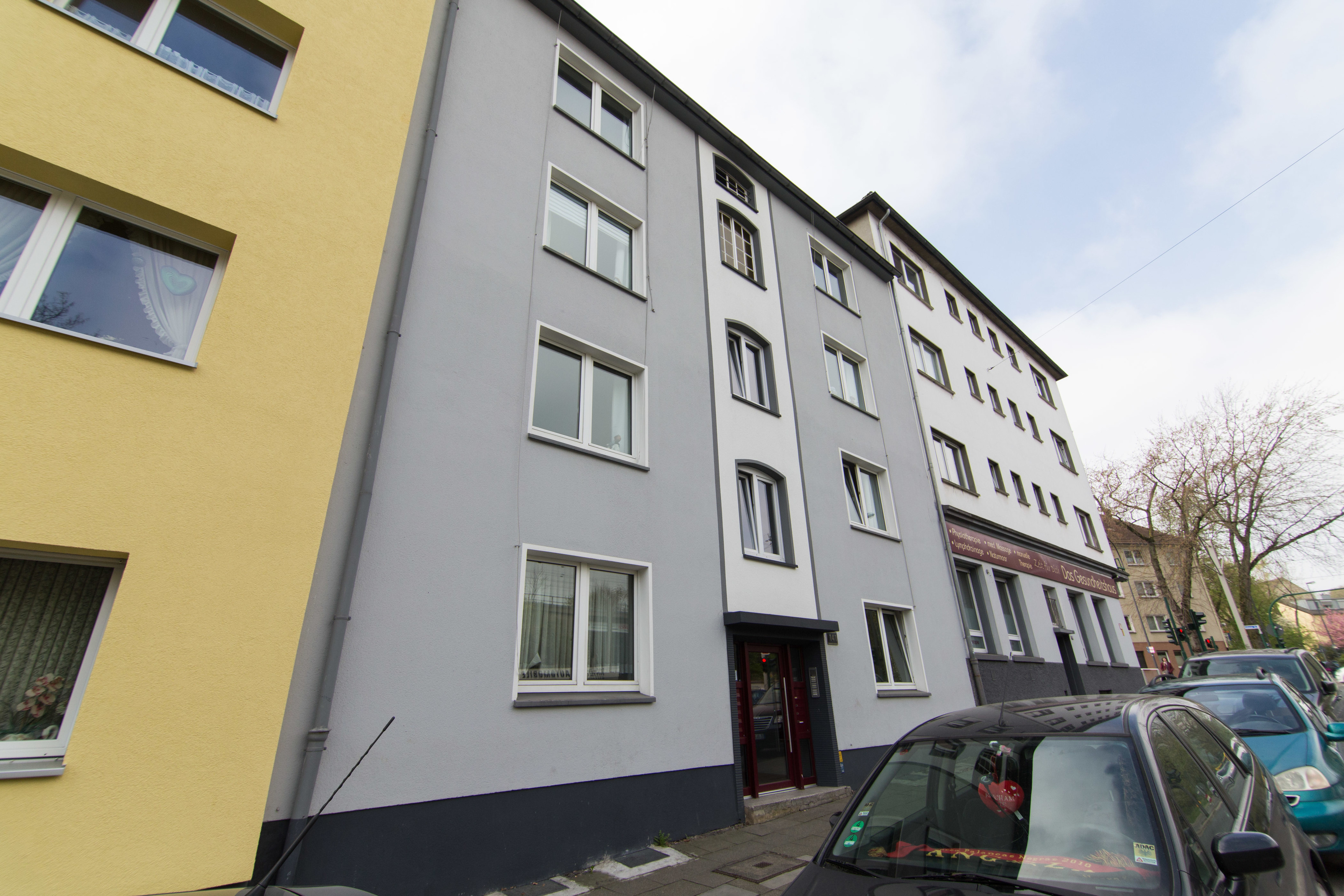 Glück Auf Appartements Schederhofstraße Ferienwohnung  Ruhrgebiet