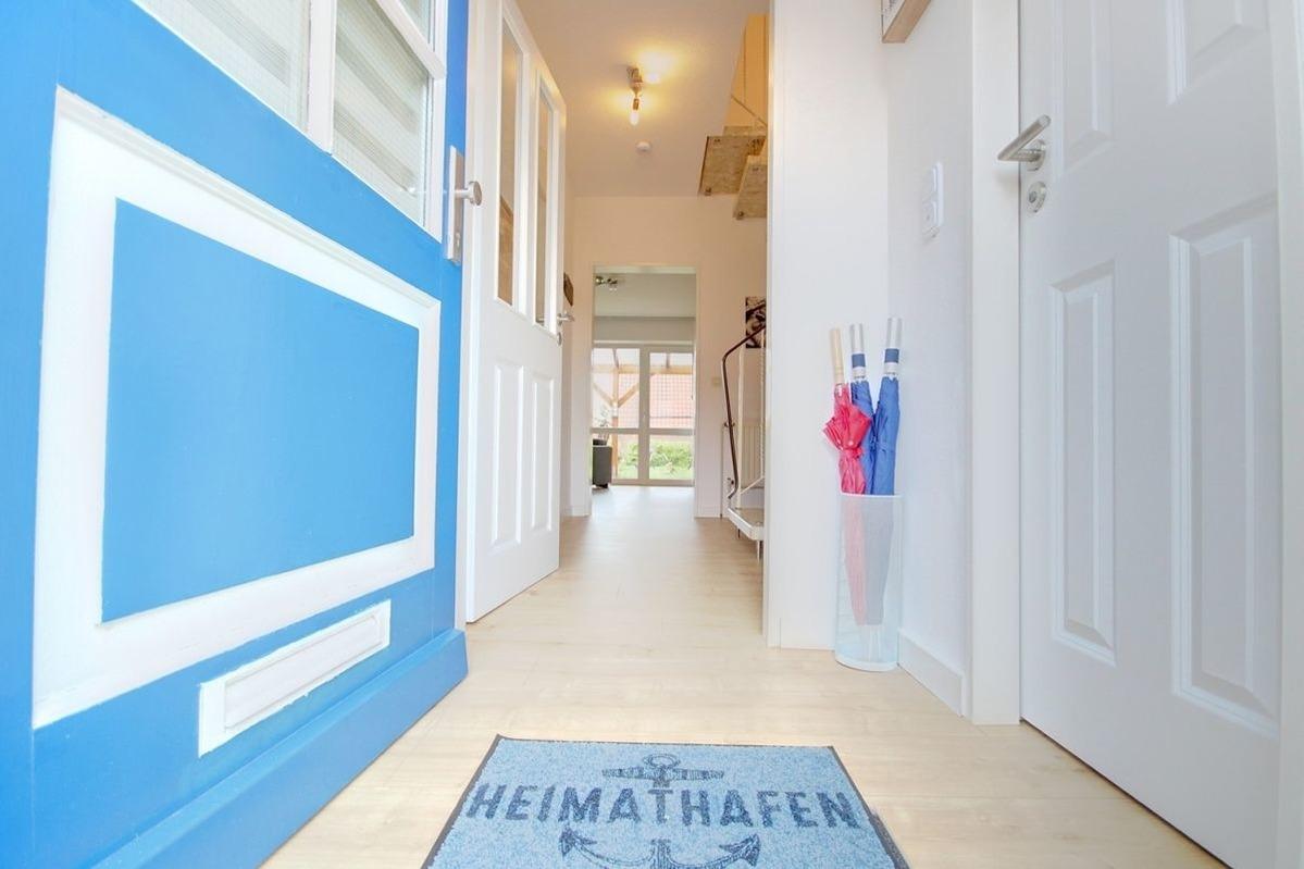 Ferienhuus Achter d? Diek Ferienhaus in Ditzum