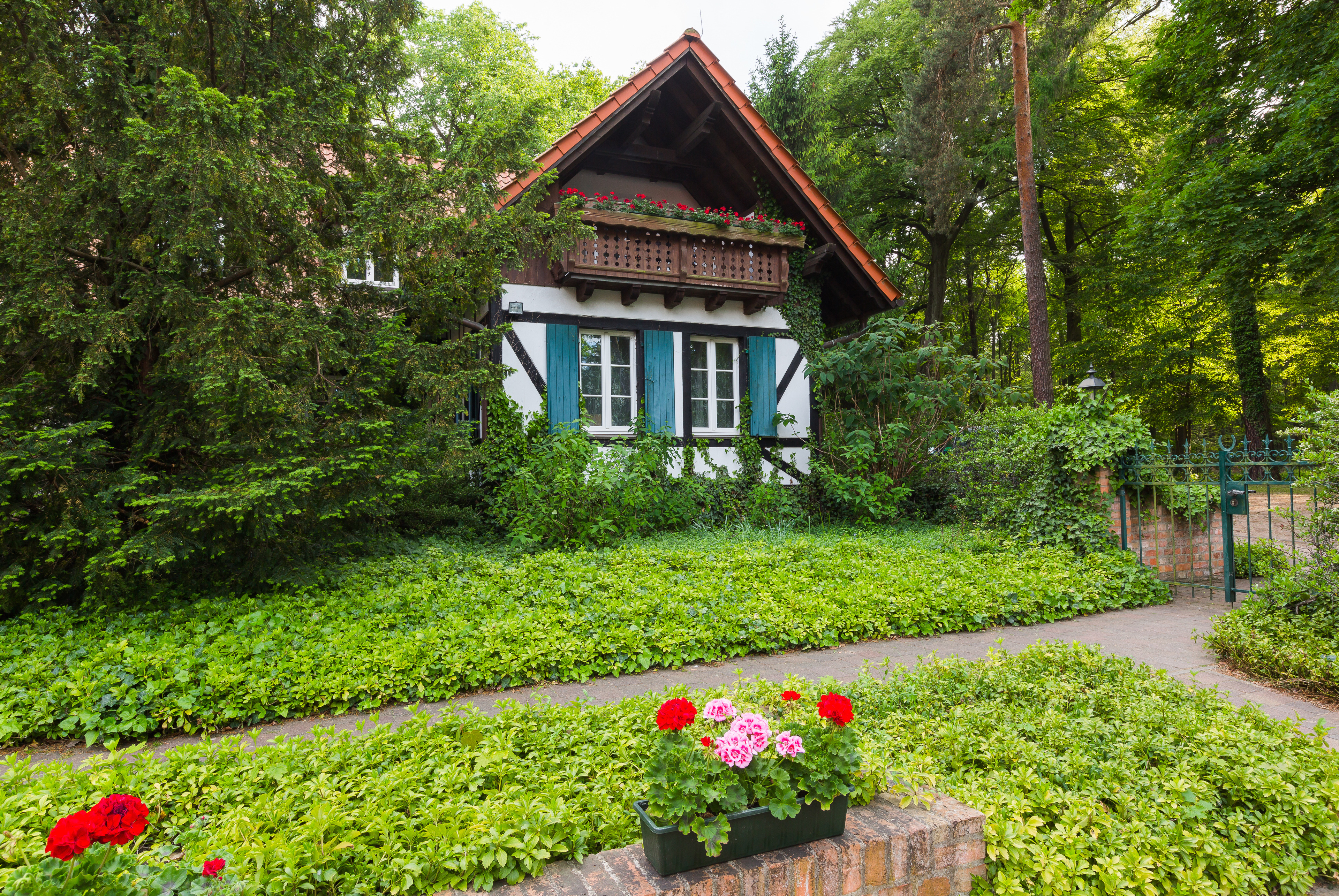 Stuckwohnung Ferienwohnung  Brandenburg