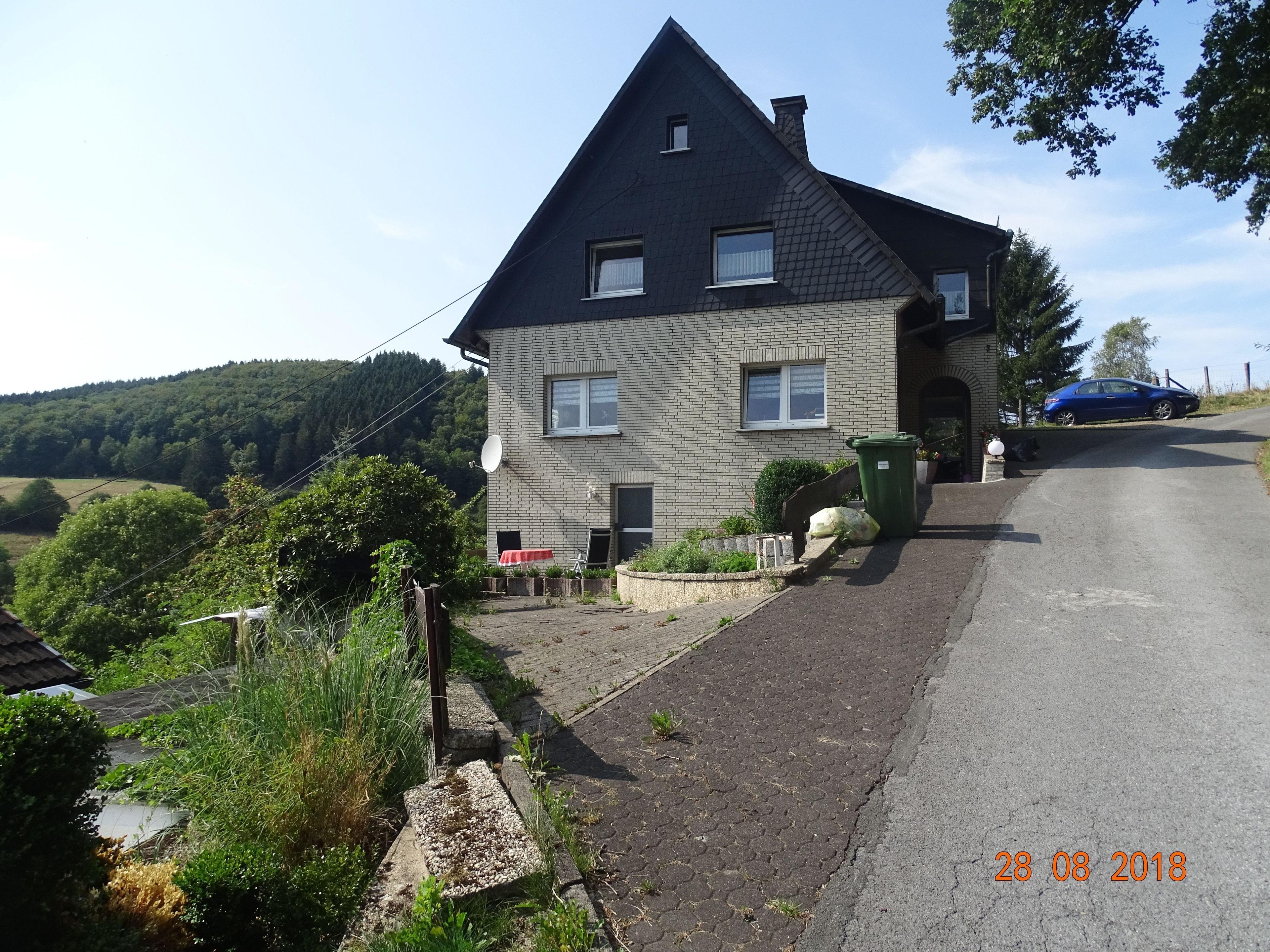Haus Panoramablick Ferienhaus  Sauerland