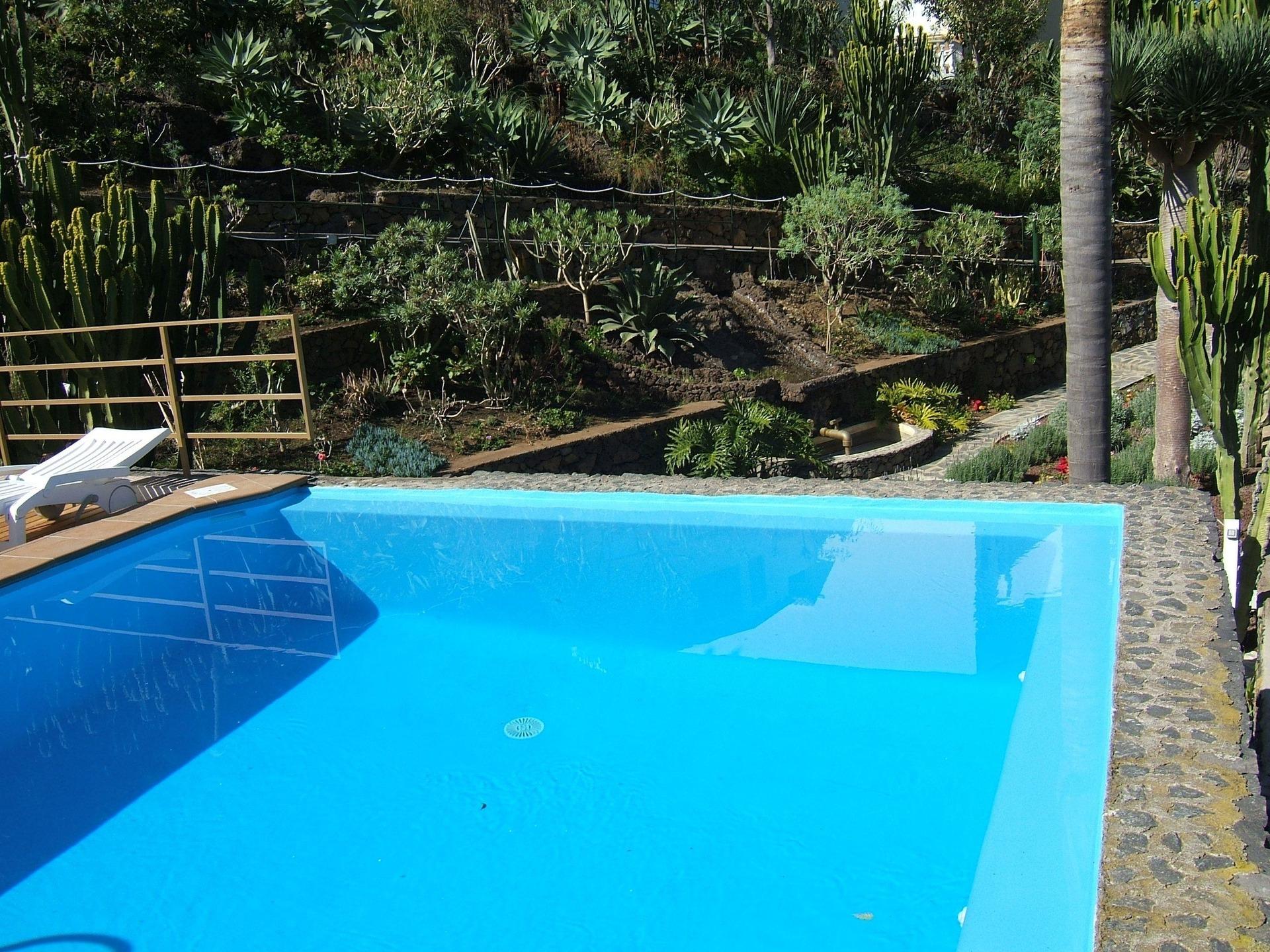 Appartement de vacances Fewo Vistamar mit Meerblick, Pool, grosser Terrasse und Garten, Grill, Parkplatz und WLAN  (2492978), Santa Ursula, Ténérife, Iles Canaries, Espagne, image 23