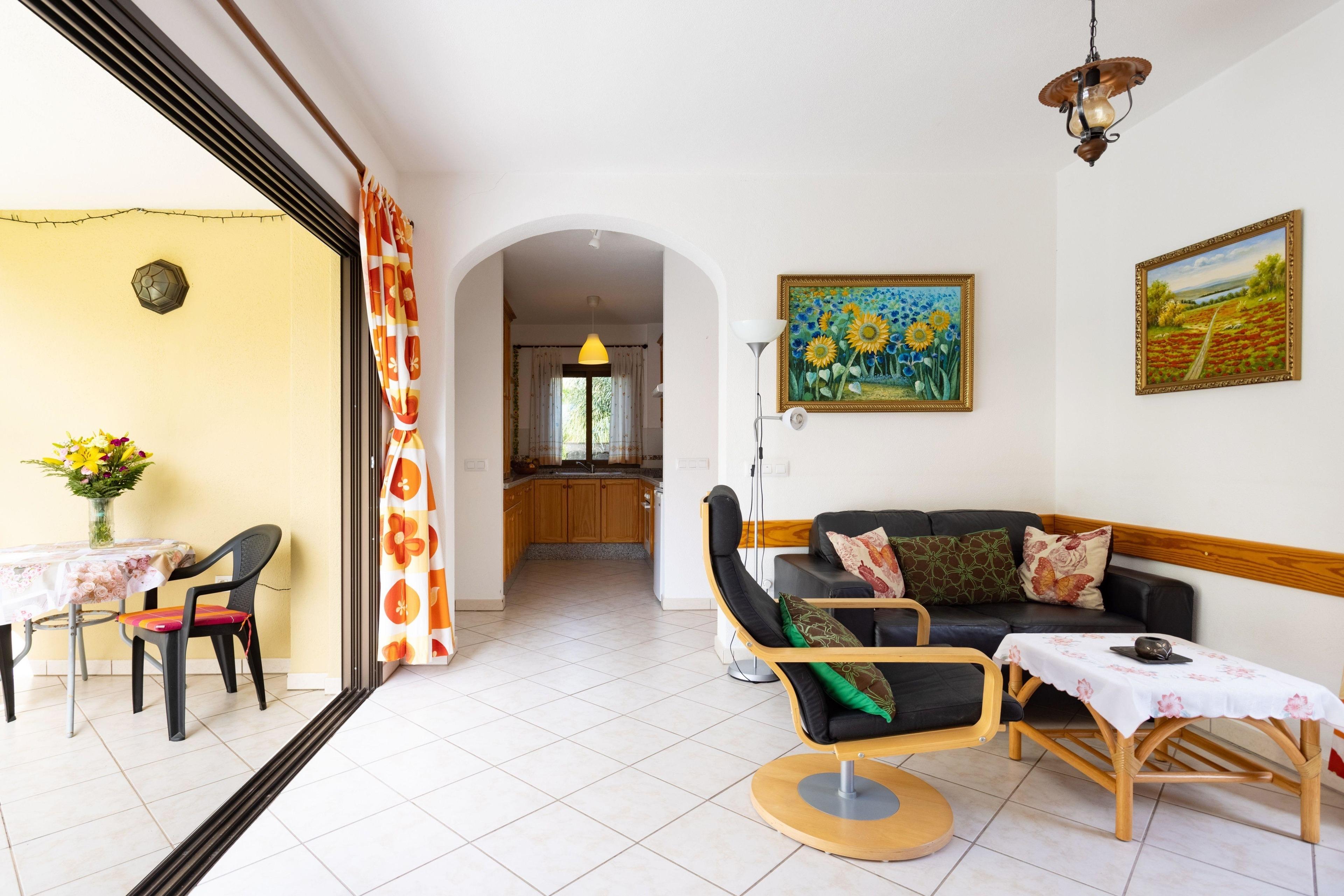 Appartement de vacances Fewo Atico Florasol, sehr ruhig direkt am Naturschutzgebiet, mit Pool, 2 Terrassen, Grill, (2492983), Santa Ursula, Ténérife, Iles Canaries, Espagne, image 3