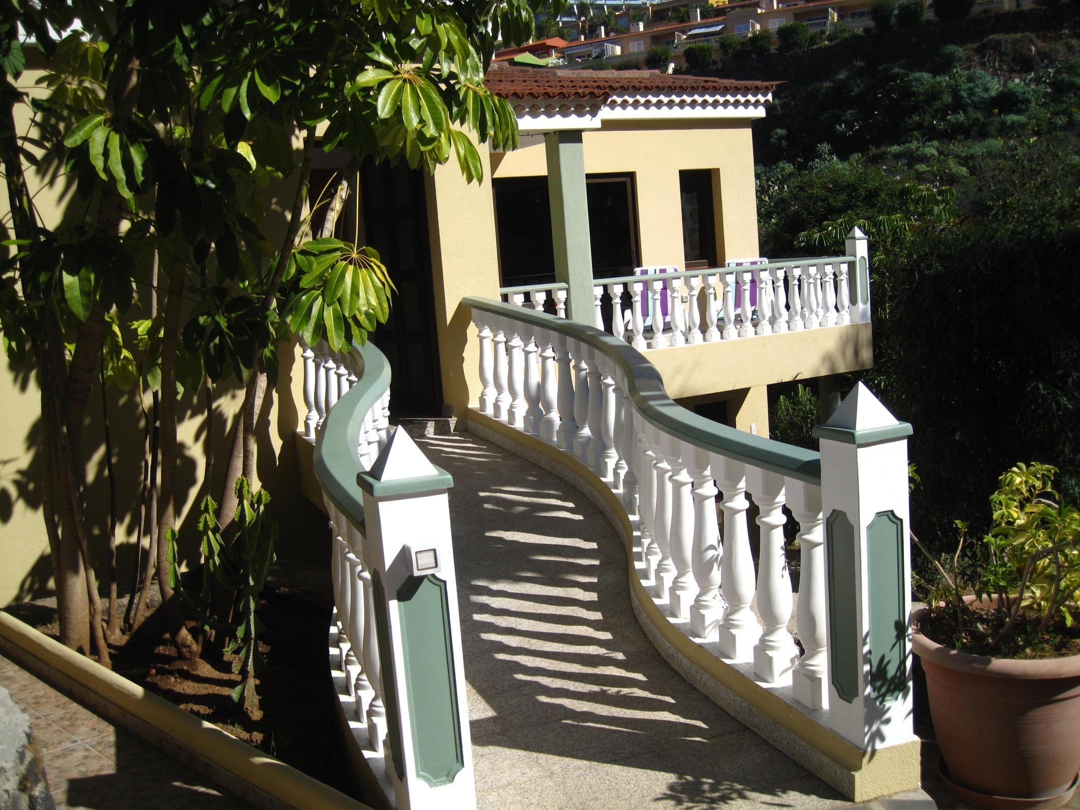 Appartement de vacances Fewo Atico Florasol, sehr ruhig direkt am Naturschutzgebiet, mit Pool, 2 Terrassen, Grill, (2492983), Santa Ursula, Ténérife, Iles Canaries, Espagne, image 12