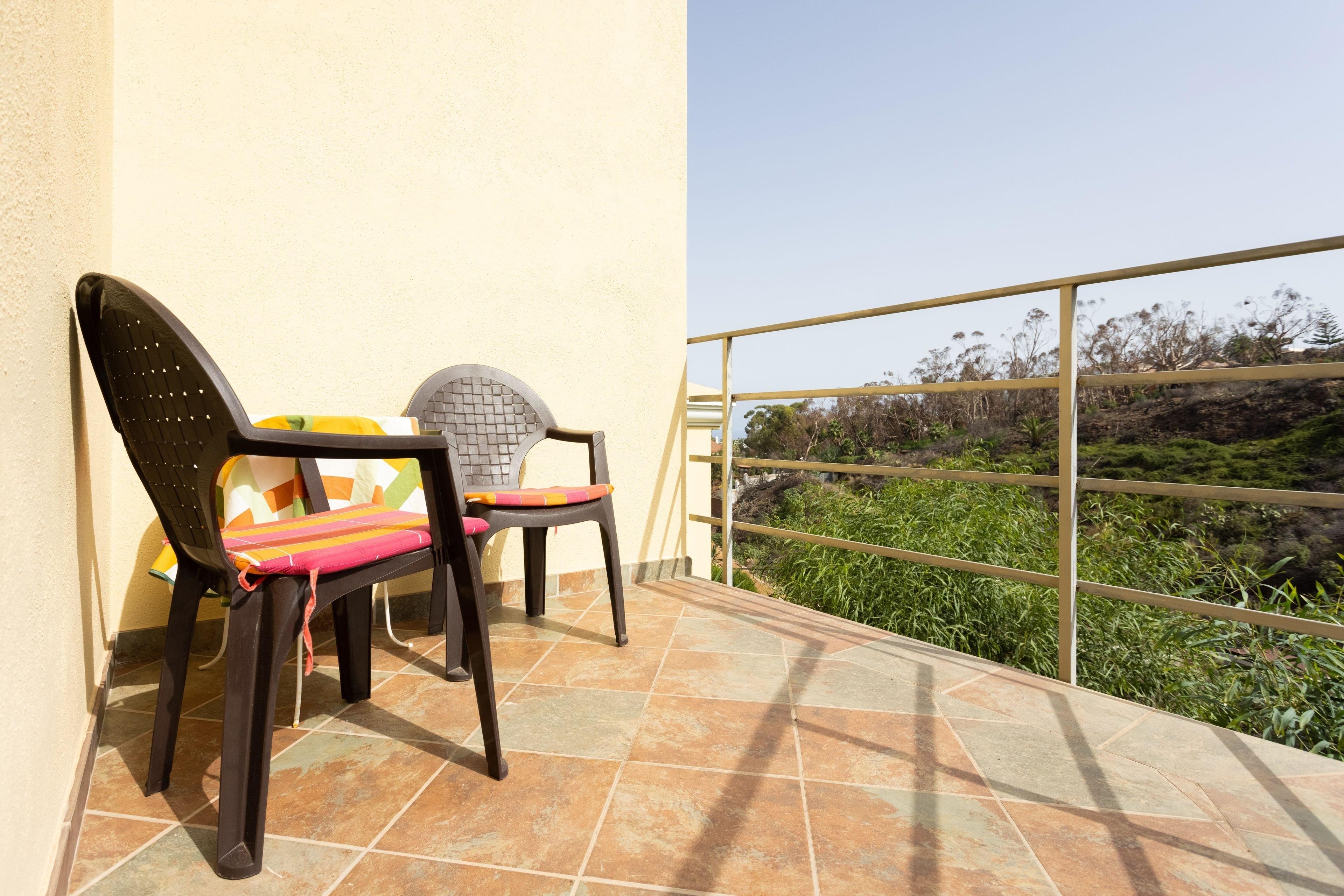 Appartement de vacances Fewo Atico Florasol, sehr ruhig direkt am Naturschutzgebiet, mit Pool, 2 Terrassen, Grill, (2492983), Santa Ursula, Ténérife, Iles Canaries, Espagne, image 14