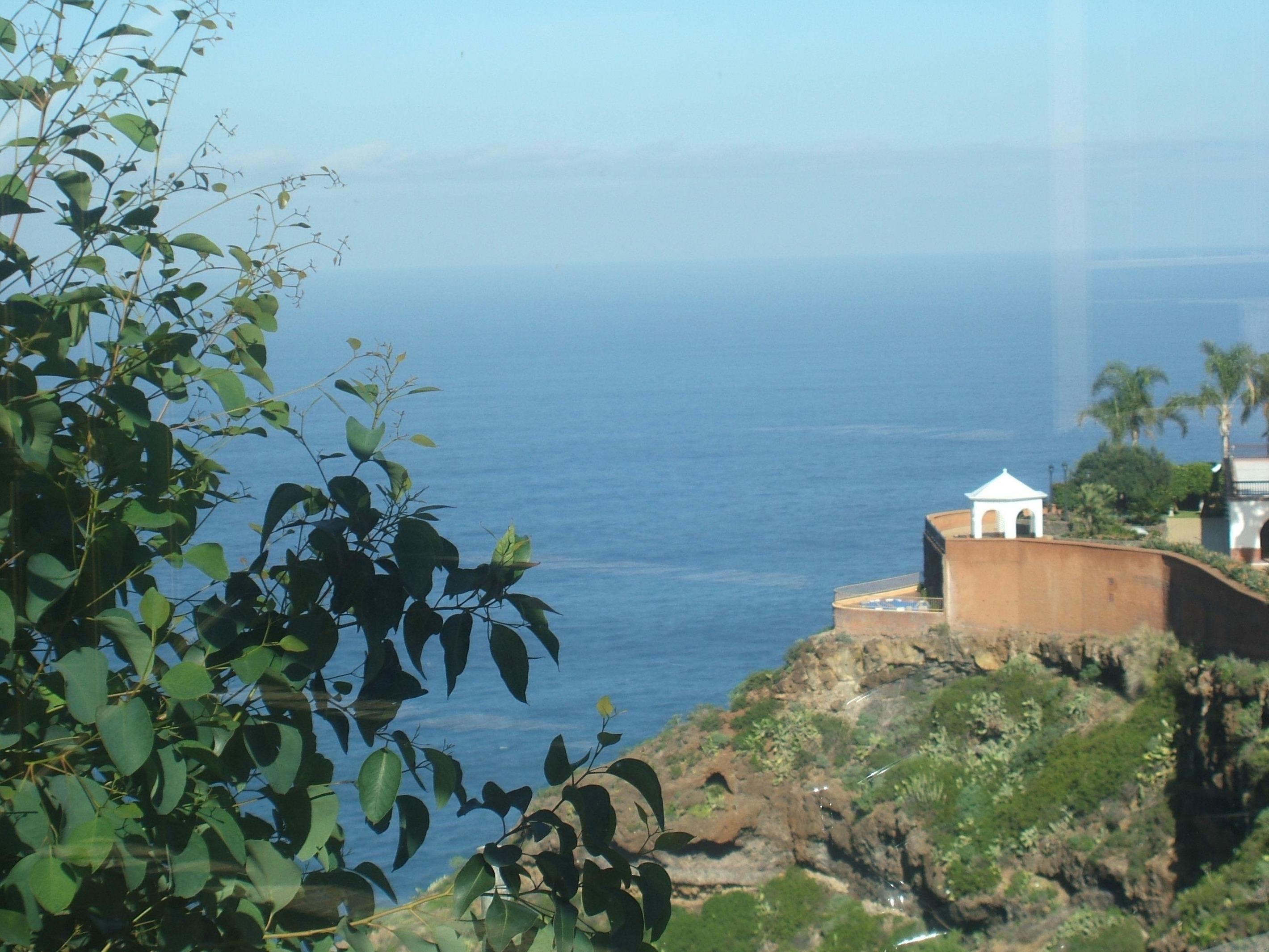 Appartement de vacances Fewo Rocamar, auf dem Felsen über dem Meer mit toller Sicht, 2 Terrassen, Pool, Grill und  (2492985), Santa Ursula, Ténérife, Iles Canaries, Espagne, image 1