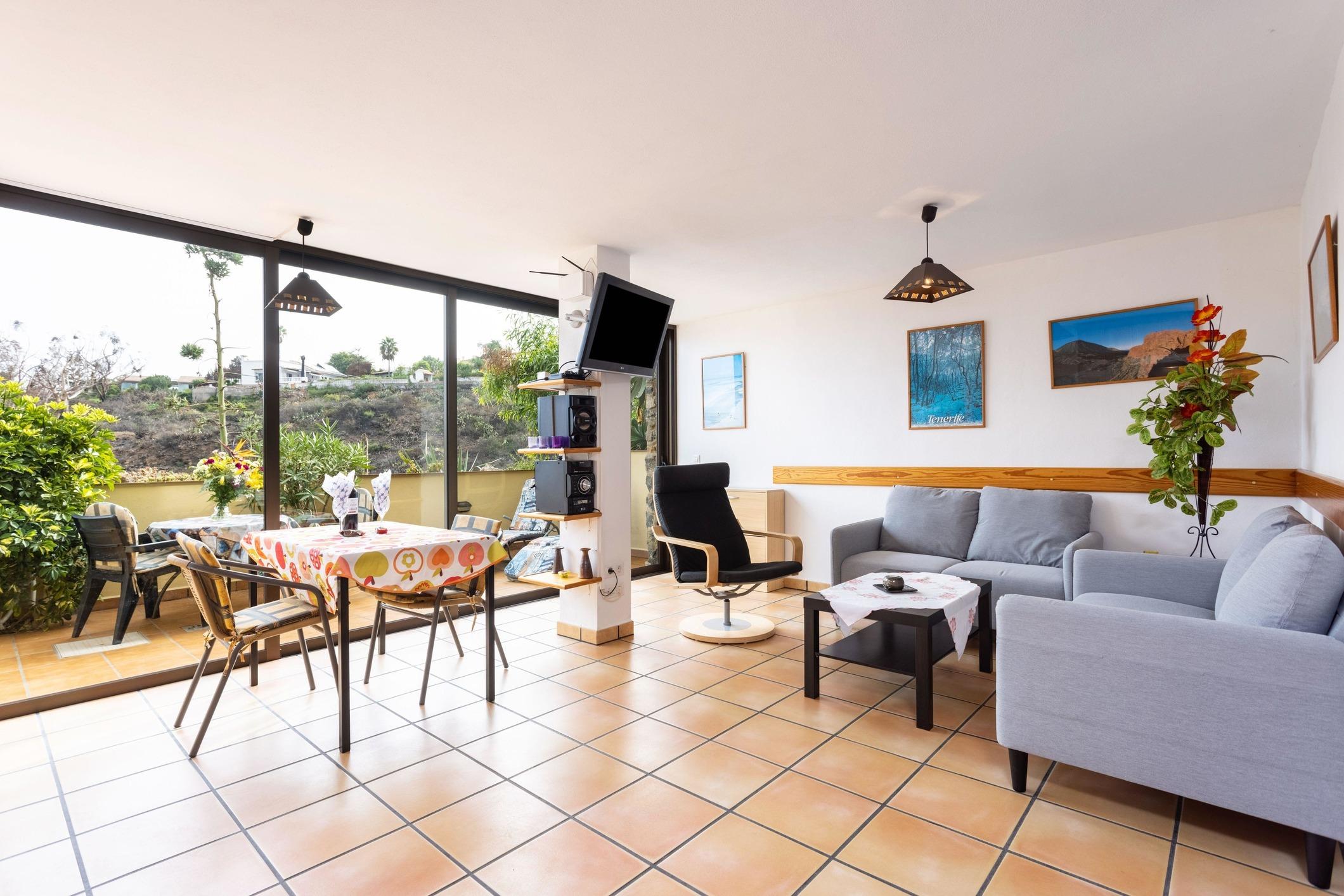 Appartement de vacances Fewo Rocamar, auf dem Felsen über dem Meer mit toller Sicht, 2 Terrassen, Pool, Grill und  (2492985), Santa Ursula, Ténérife, Iles Canaries, Espagne, image 8