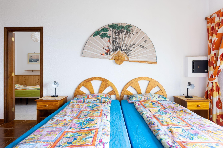 Appartement de vacances Fewo Solymar, mit 2 Schlafzimmern, 2 Bädern, eigener Terrasse und Garten, Meerblick, Pool, (2492986), Santa Ursula, Ténérife, Iles Canaries, Espagne, image 12