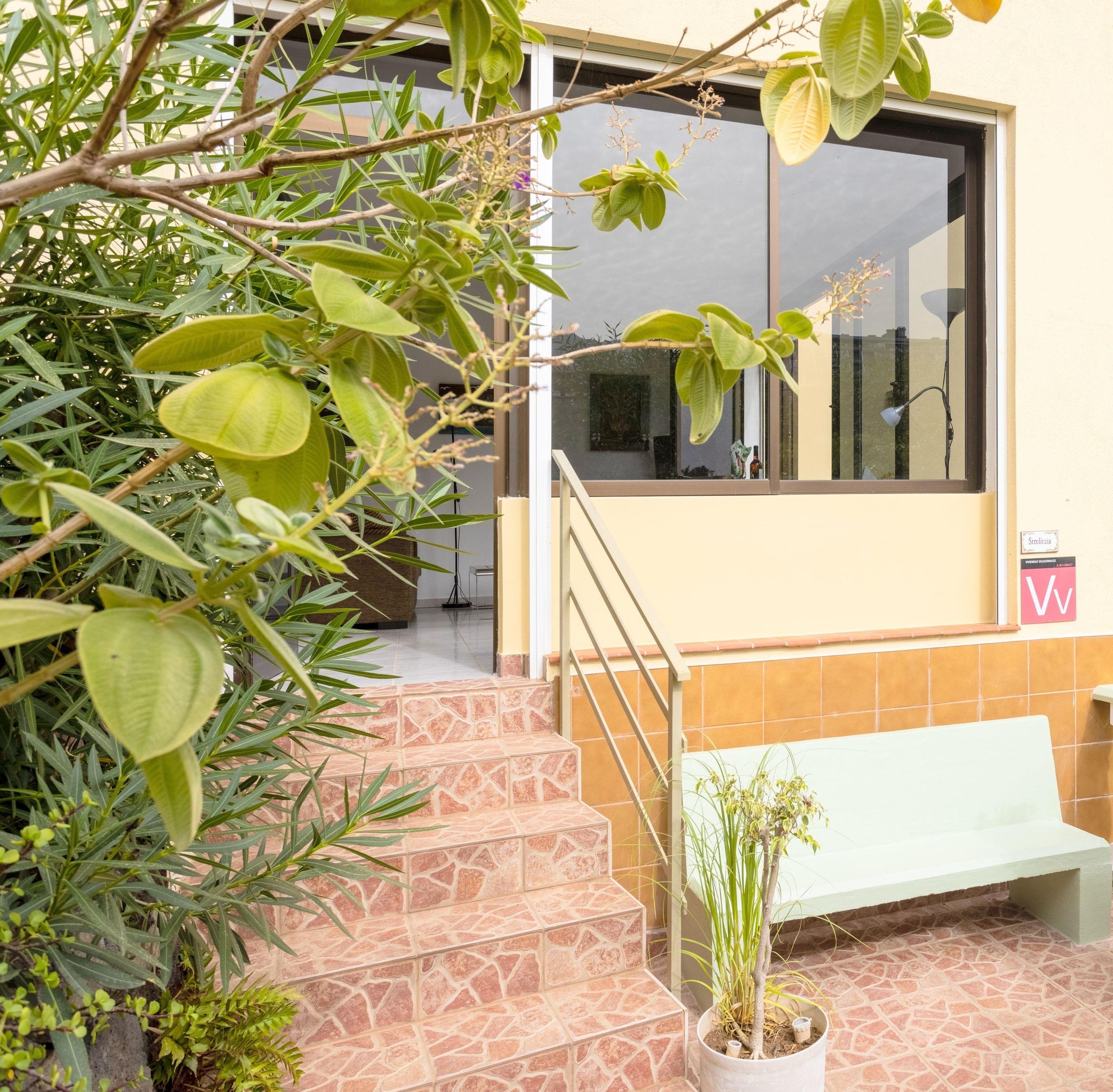 Appartement de vacances Fewo Strelitzia, im Grünen, am kleinen See, direkt am Strelitziengarten, mit Pool, Grill,  (2492987), Santa Ursula, Ténérife, Iles Canaries, Espagne, image 17