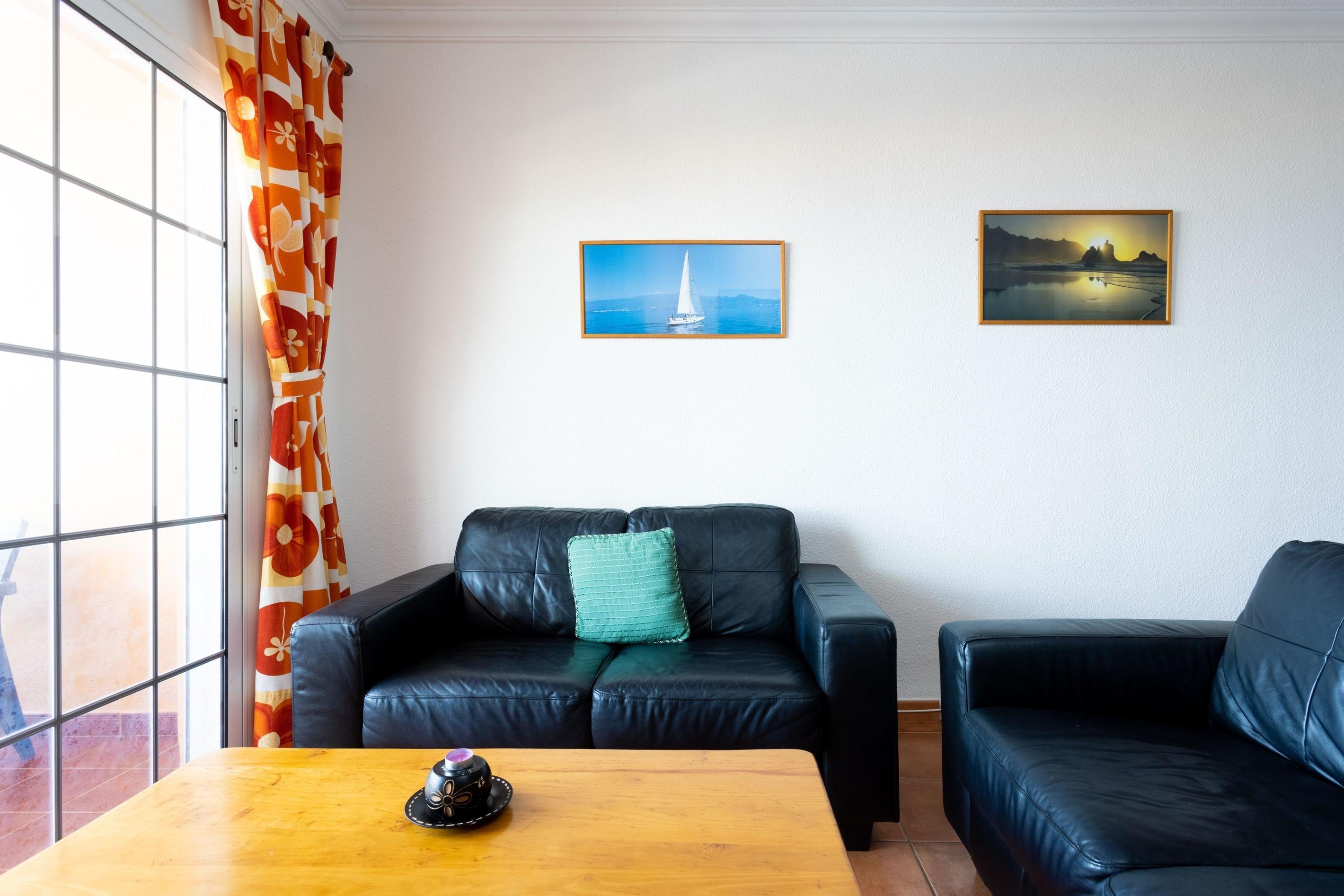 Appartement de vacances Fewo Playamar Romantico, Nähe Strand, toller Meerblick, 2 Schlafzimmer, 2 Terrassen, Pool, (2492988), Puerto de la Cruz, Ténérife, Iles Canaries, Espagne, image 4