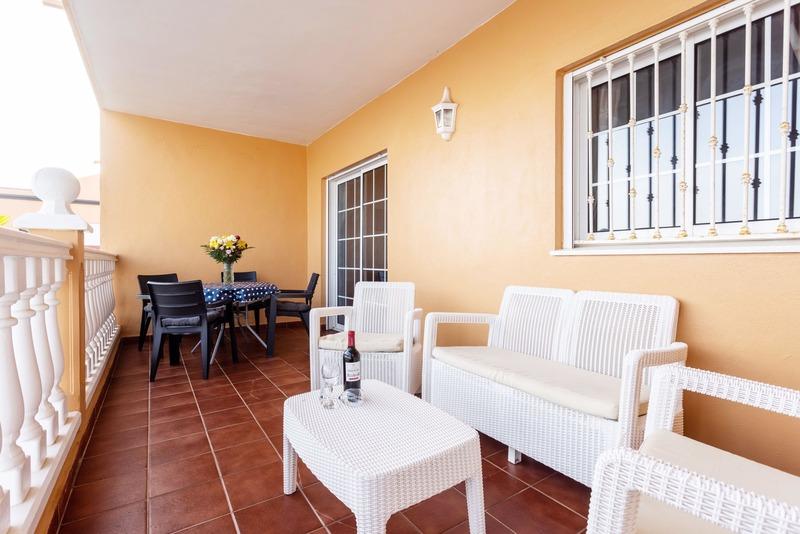 Appartement de vacances Fewo Playamar Romantico, Nähe Strand, toller Meerblick, 2 Schlafzimmer, 2 Terrassen, Pool, (2492988), Puerto de la Cruz, Ténérife, Iles Canaries, Espagne, image 6