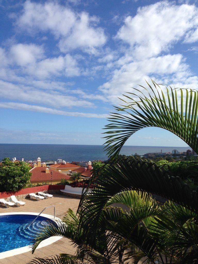 Appartement de vacances Fewo Playamar Romantico, Nähe Strand, toller Meerblick, 2 Schlafzimmer, 2 Terrassen, Pool, (2492988), Puerto de la Cruz, Ténérife, Iles Canaries, Espagne, image 24