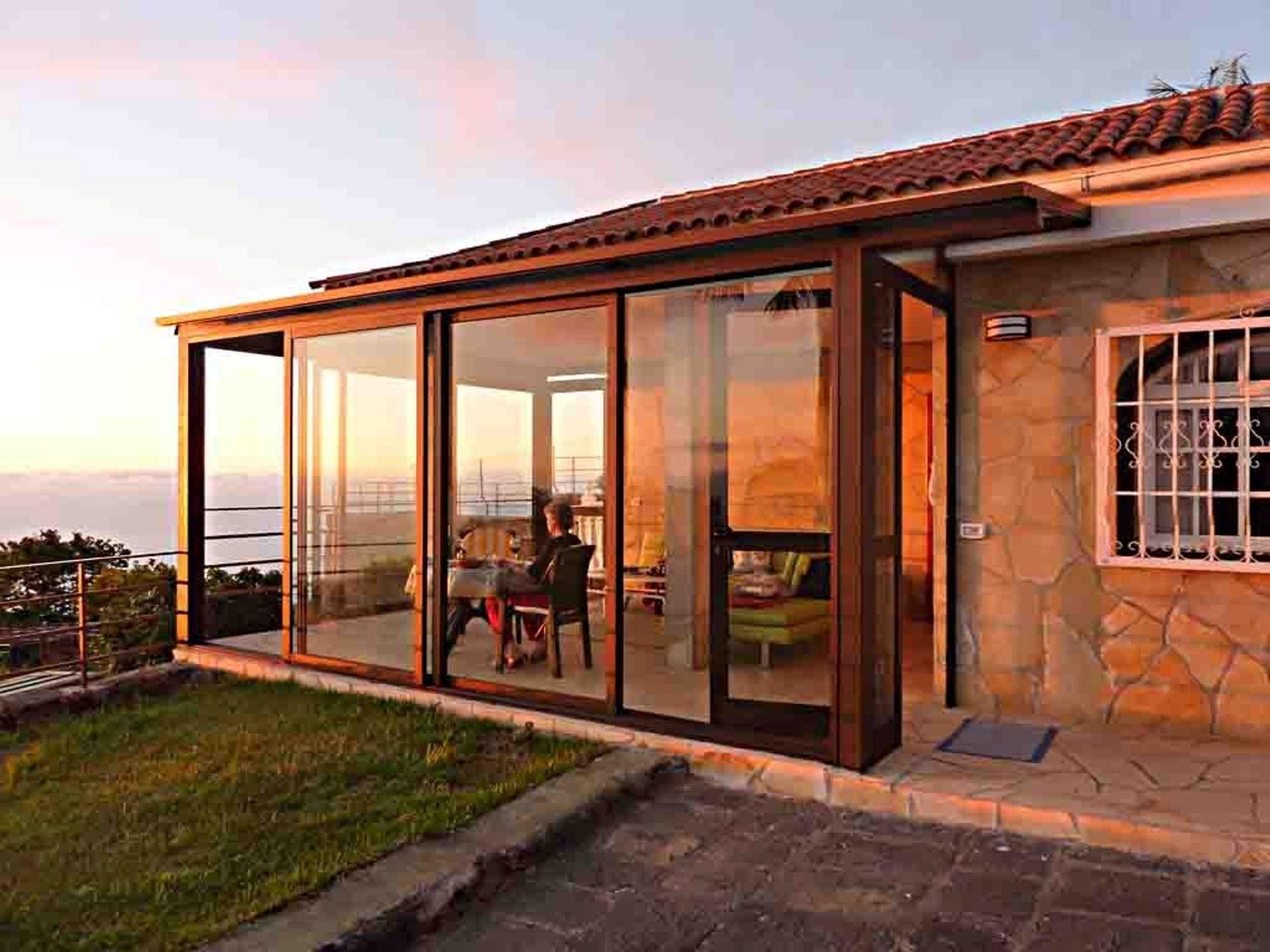 Maison de vacances Finca Panoramica Teidemar, 3 Schlafzimmer/Bäder, tolle Fernsicht, Gärten, Pool, Grill und  (2492991), Santa Ursula, Ténérife, Iles Canaries, Espagne, image 2