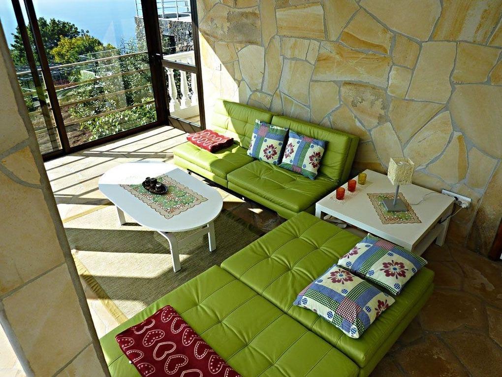 Maison de vacances Finca Panoramica Teidemar, 3 Schlafzimmer/Bäder, tolle Fernsicht, Gärten, Pool, Grill und  (2492991), Santa Ursula, Ténérife, Iles Canaries, Espagne, image 4
