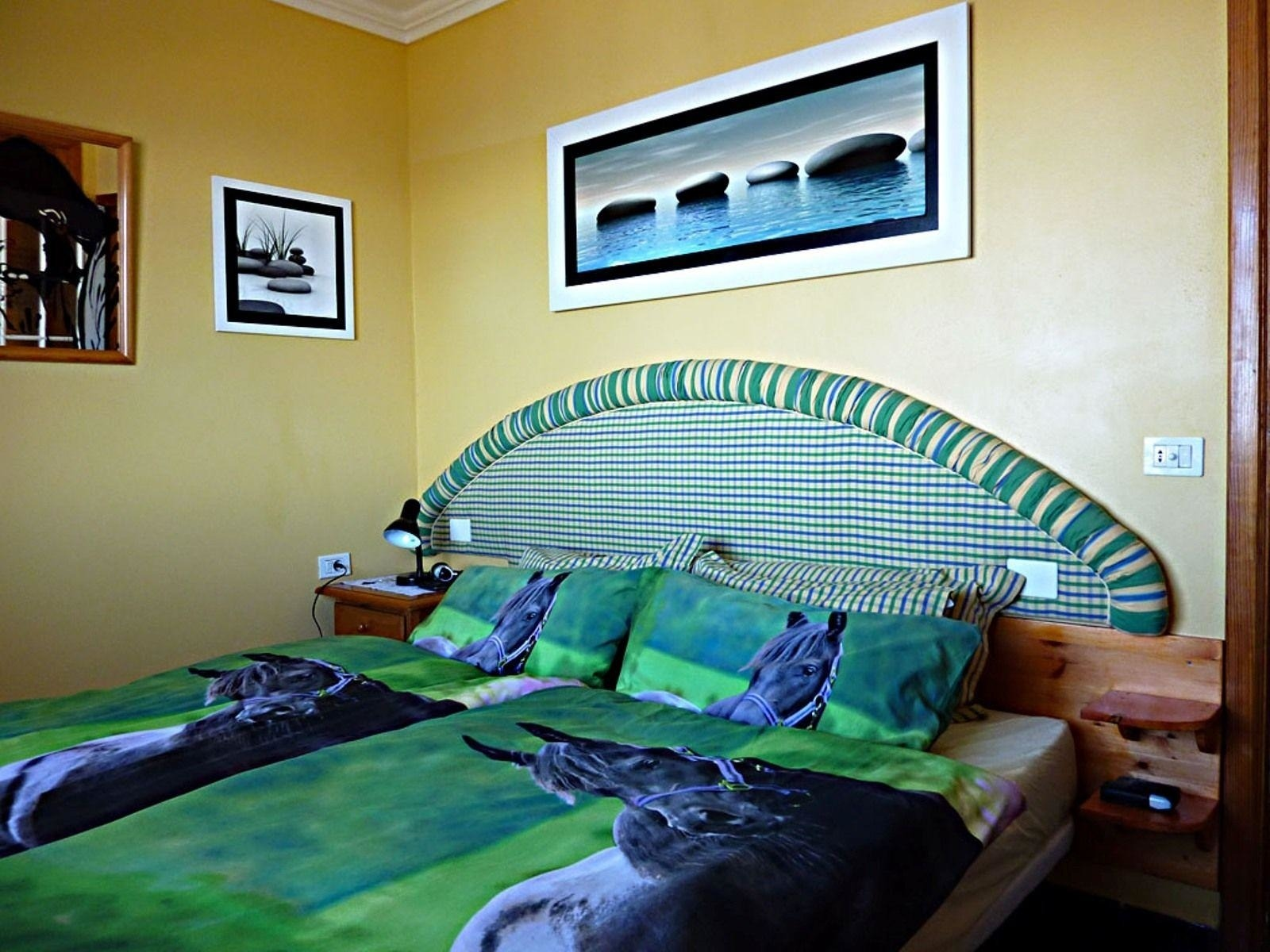 Maison de vacances Finca Panoramica Teidemar, 3 Schlafzimmer/Bäder, tolle Fernsicht, Gärten, Pool, Grill und  (2492991), Santa Ursula, Ténérife, Iles Canaries, Espagne, image 9