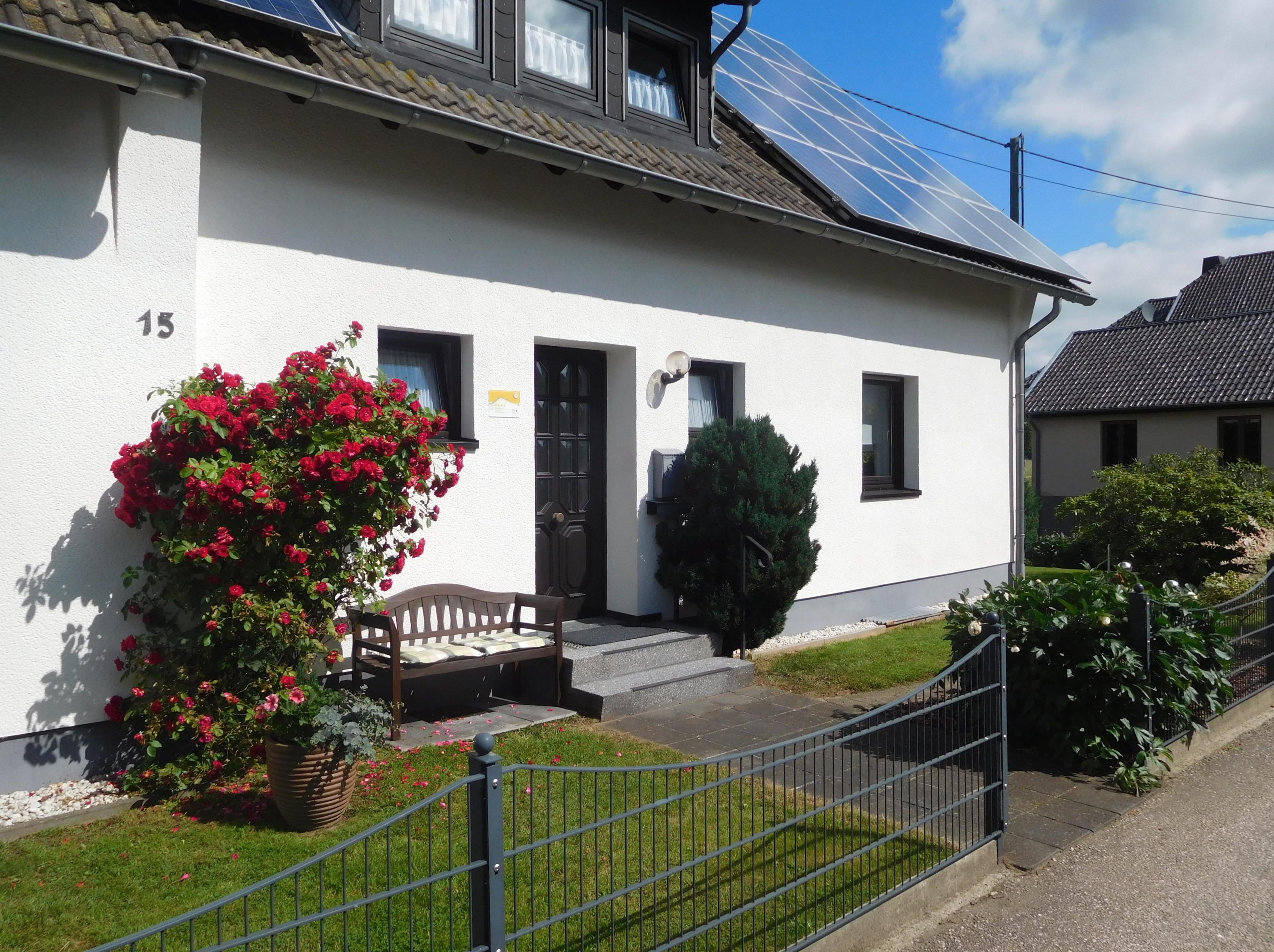 Ferienwohnung Charly Ferienwohnung in der Eifel