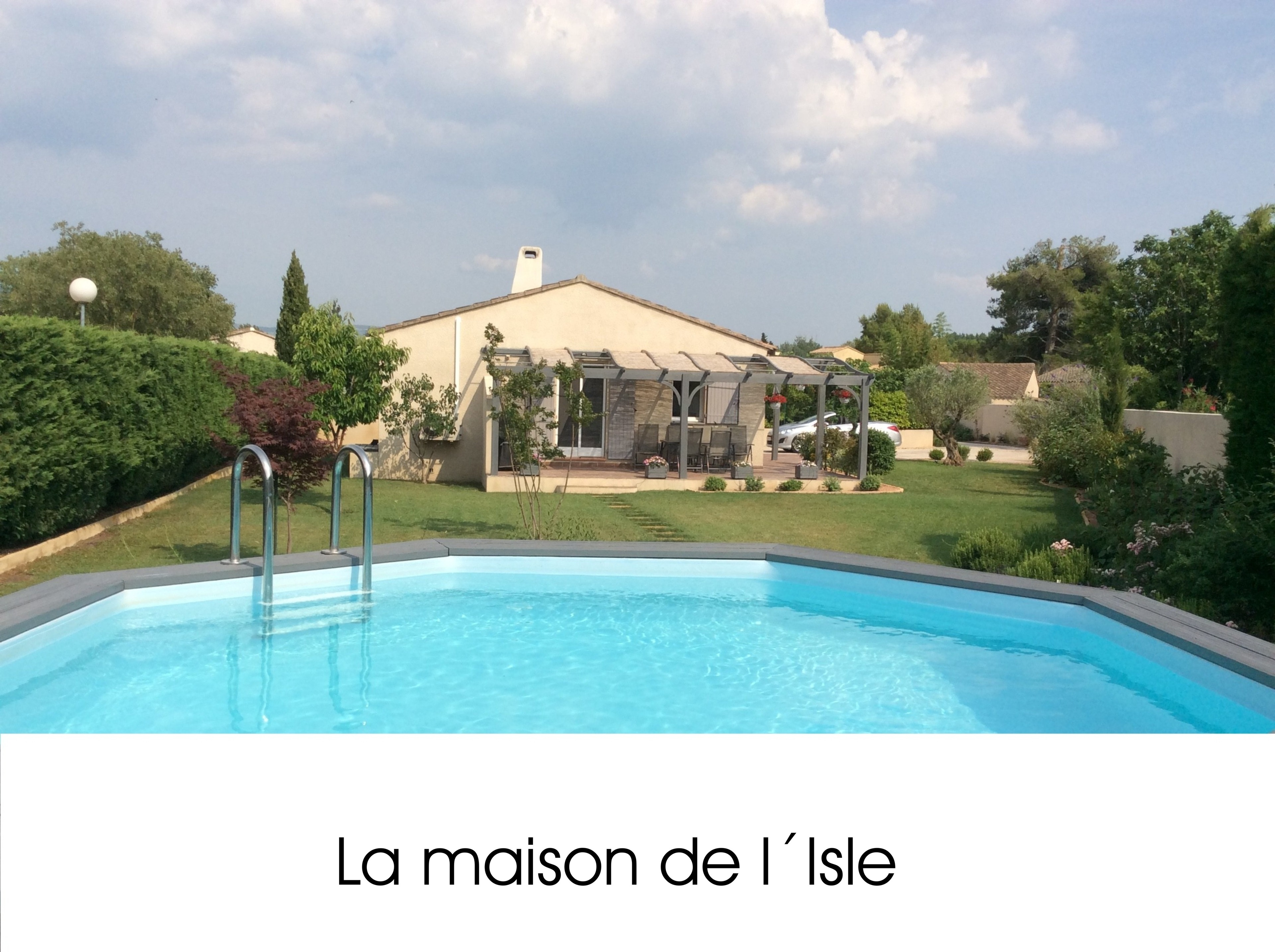 Maison de vacances La Maison de  L´Isle (2540109), L'Isle sur la Sorgue, Vaucluse, Provence - Alpes - Côte d'Azur, France, image 1