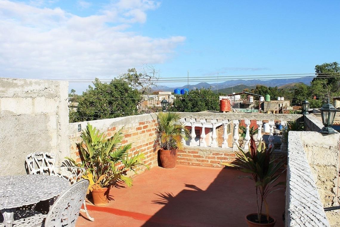 Hostal Yudiht Medina Appartement 1 Ferienwohnung in Trinidad