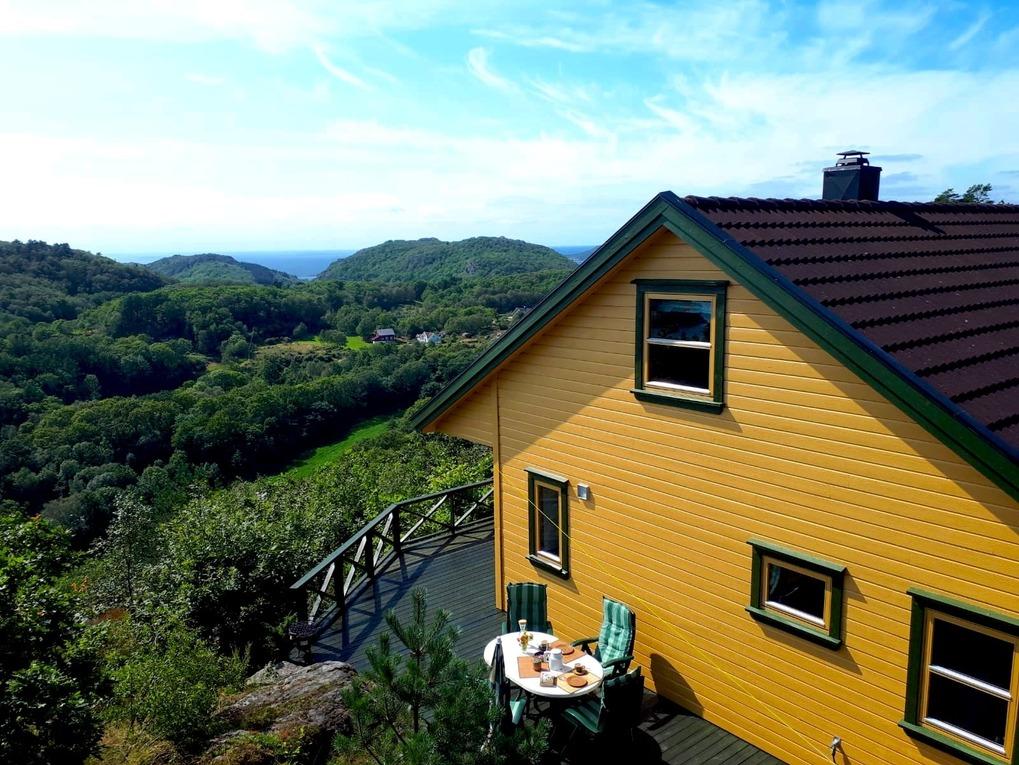 Ferienhaus Nordseeblick (2594732), Lyngdal, Agder West, Südnorwegen, Norwegen, Bild 1