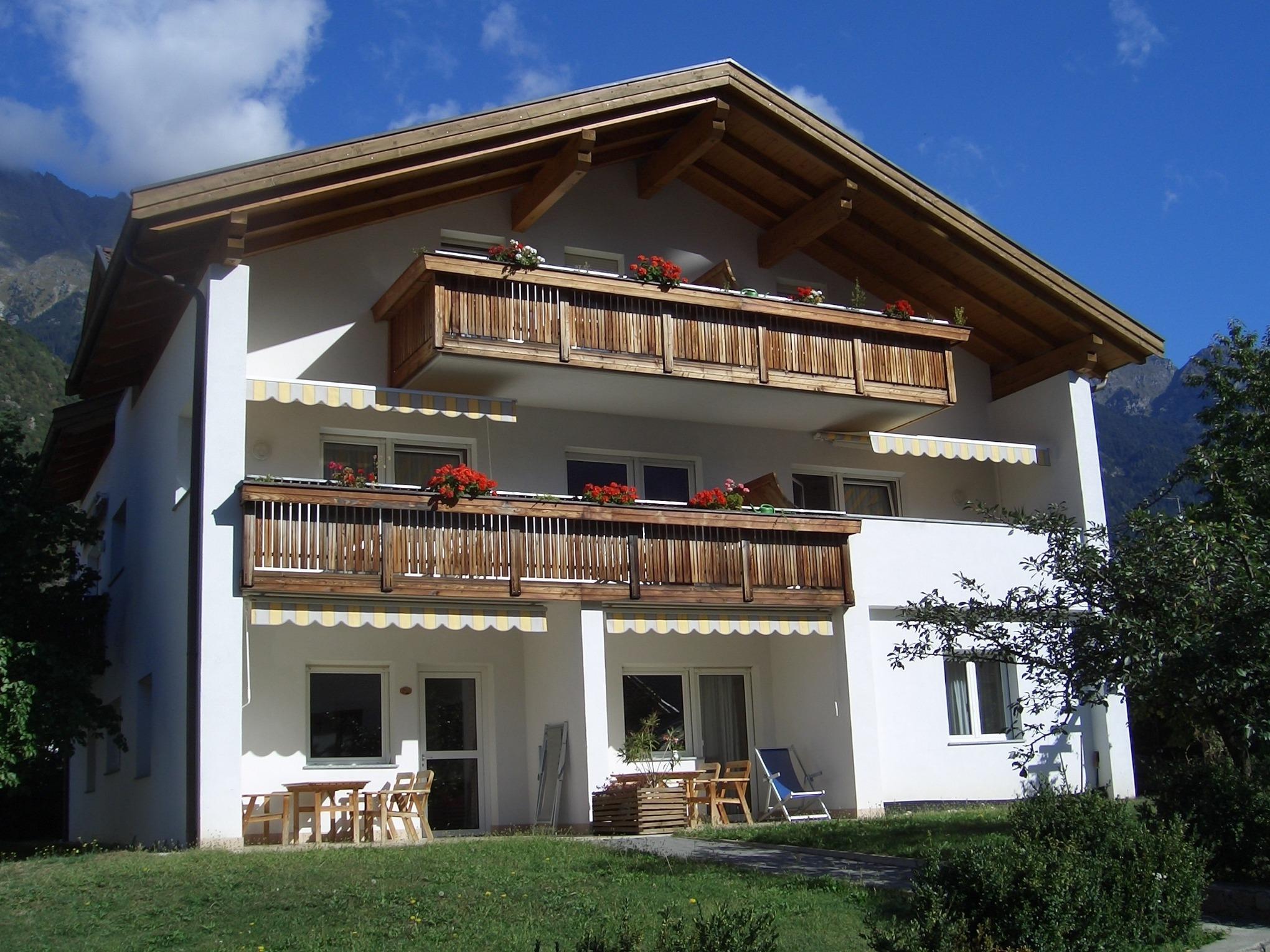 Ferienwohnung im Haus Texel (III) Ferienwohnung in Italien