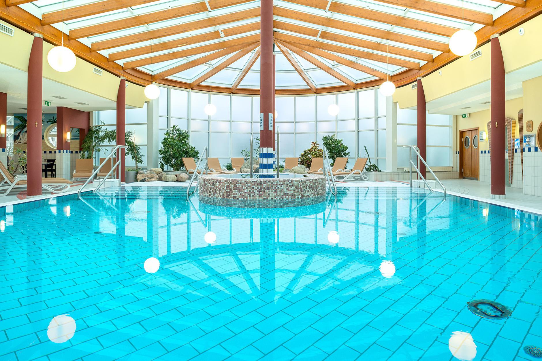 Ferienwohnung Dünenhaus mit Meerblick, Schwimmbadnutzung inklusive (2568191), Göhren, Rügen, Mecklenburg-Vorpommern, Deutschland, Bild 2