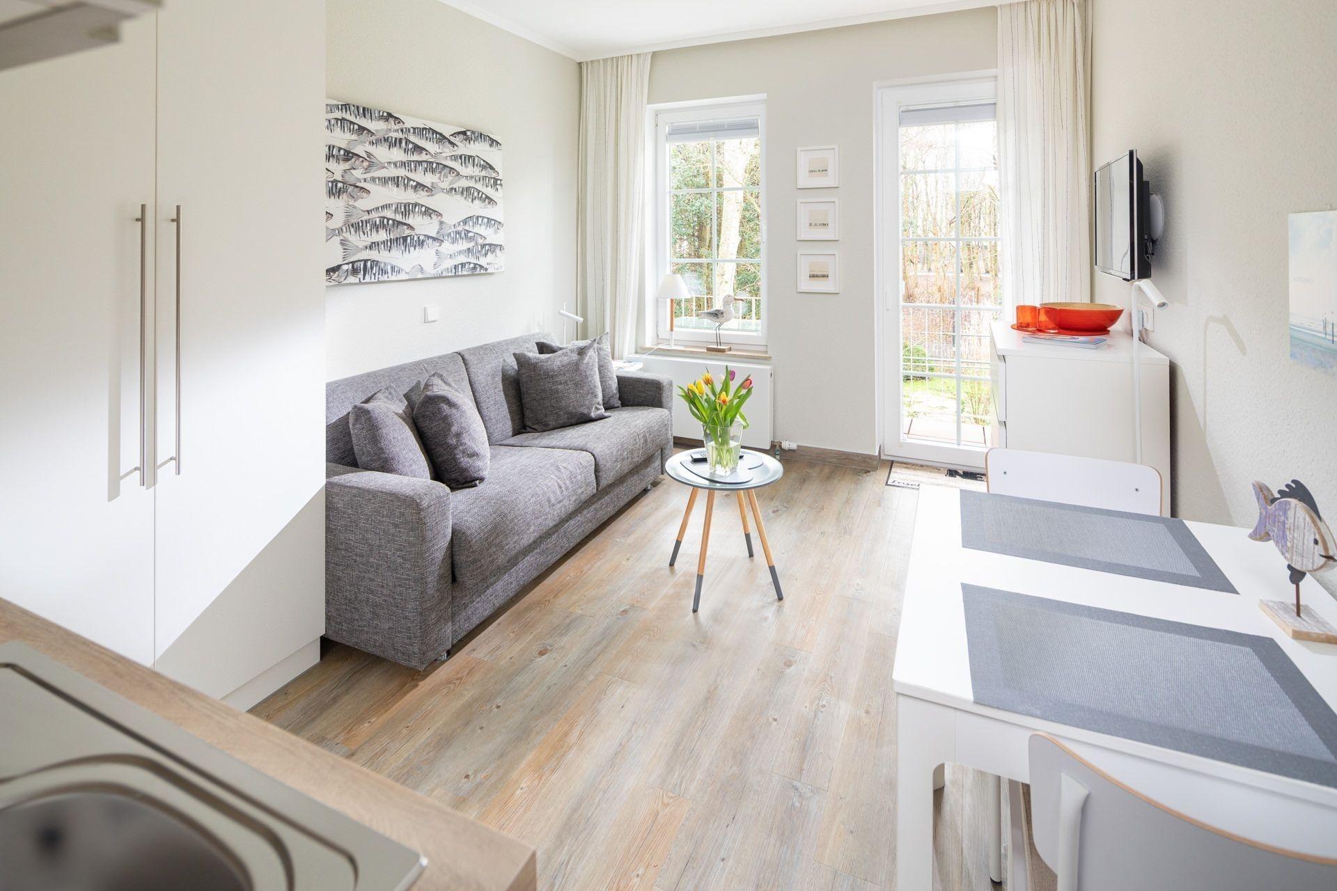 Appartement 21 Ferienwohnung  Norderney