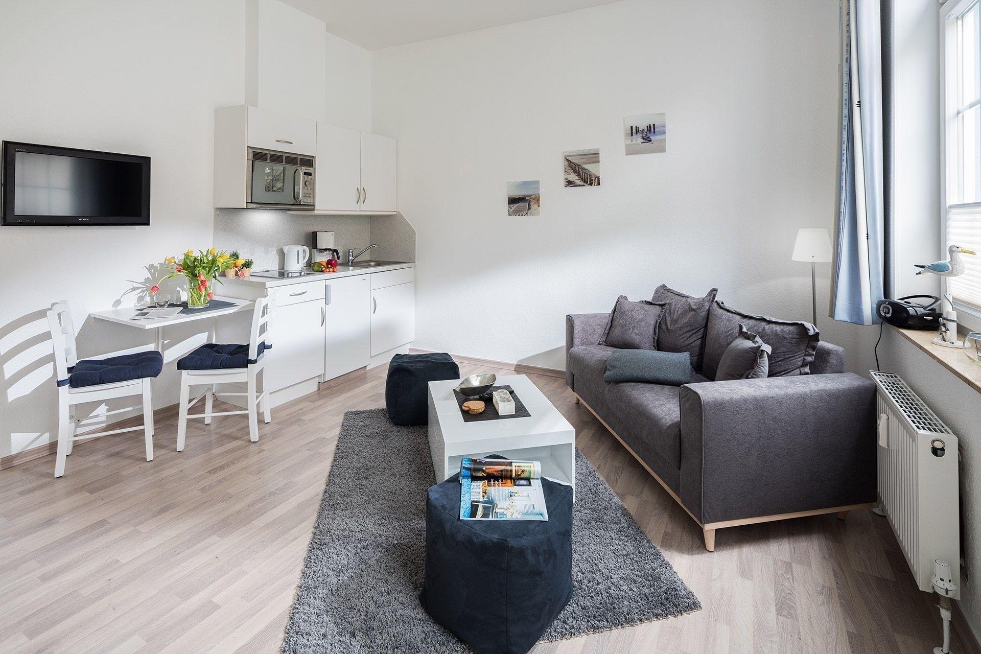 Appartement  5 Ferienwohnung in Ostfriesland
