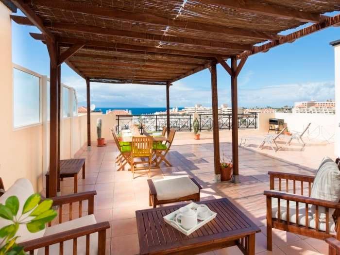 Appartement de vacances Penthouse mit Pool & Terrasse - F7066 (2606564), Callao Salvaje, Ténérife, Iles Canaries, Espagne, image 18