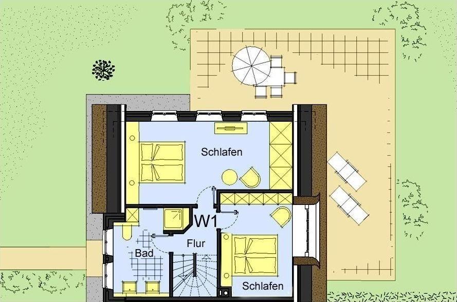 Ferienwohnung Haus Seefahrer 1 - 303012 (2656500), Borgsum, Föhr, Schleswig-Holstein, Deutschland, Bild 18