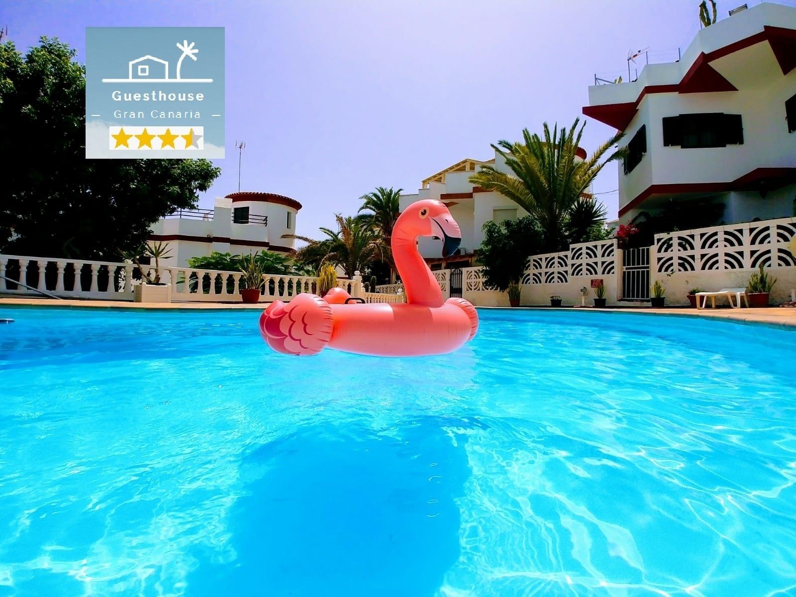 Penthouse OceanView nahe Maspalomas Guesthouse Gran Canaria