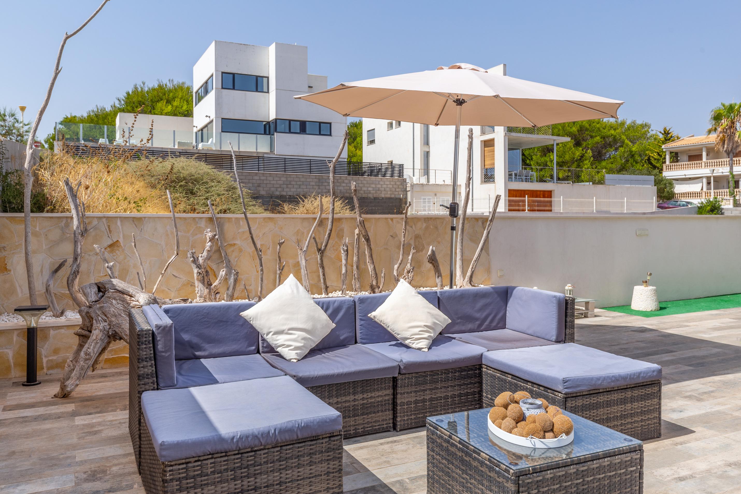 Modern boutique style Villa with pool Son Serra Ferienhaus