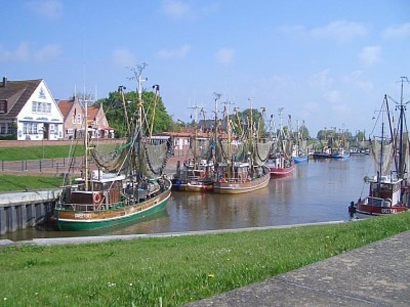 Kajüte 19u Ferienwohnung in Ostfriesland