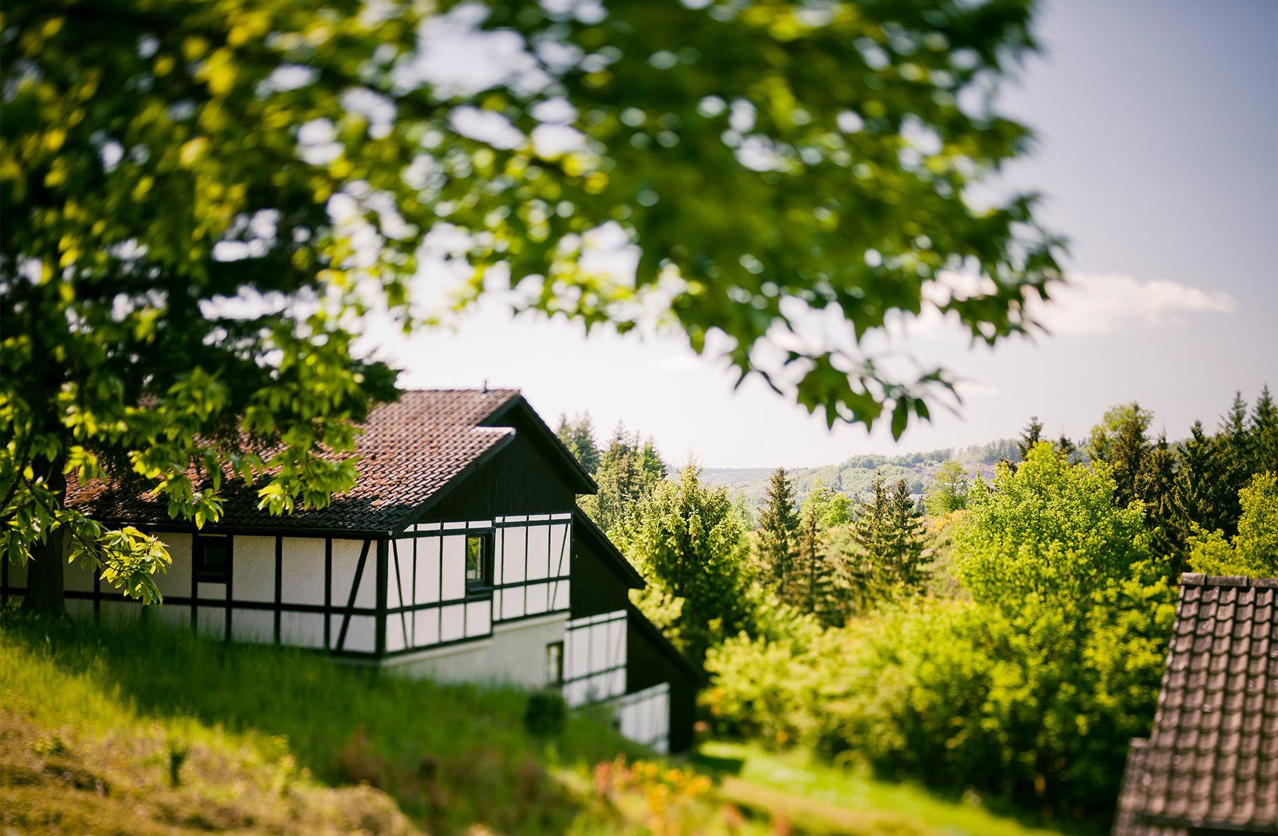 """Ferienhaus """"Ahorn"""" 7 Ferienhaus in der Eifel"""