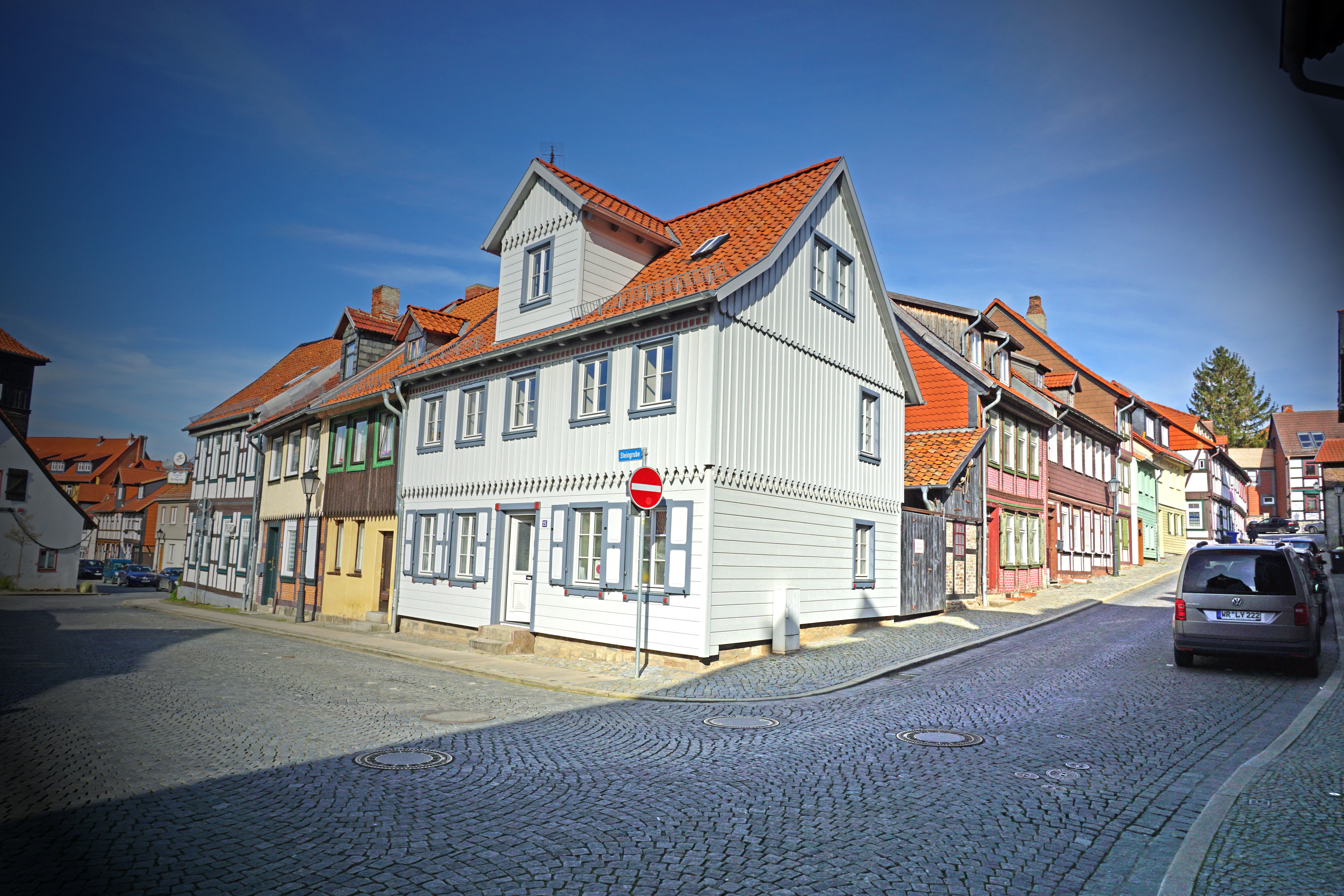 Altstadt-Perle Ferienhaus  Wernigerode