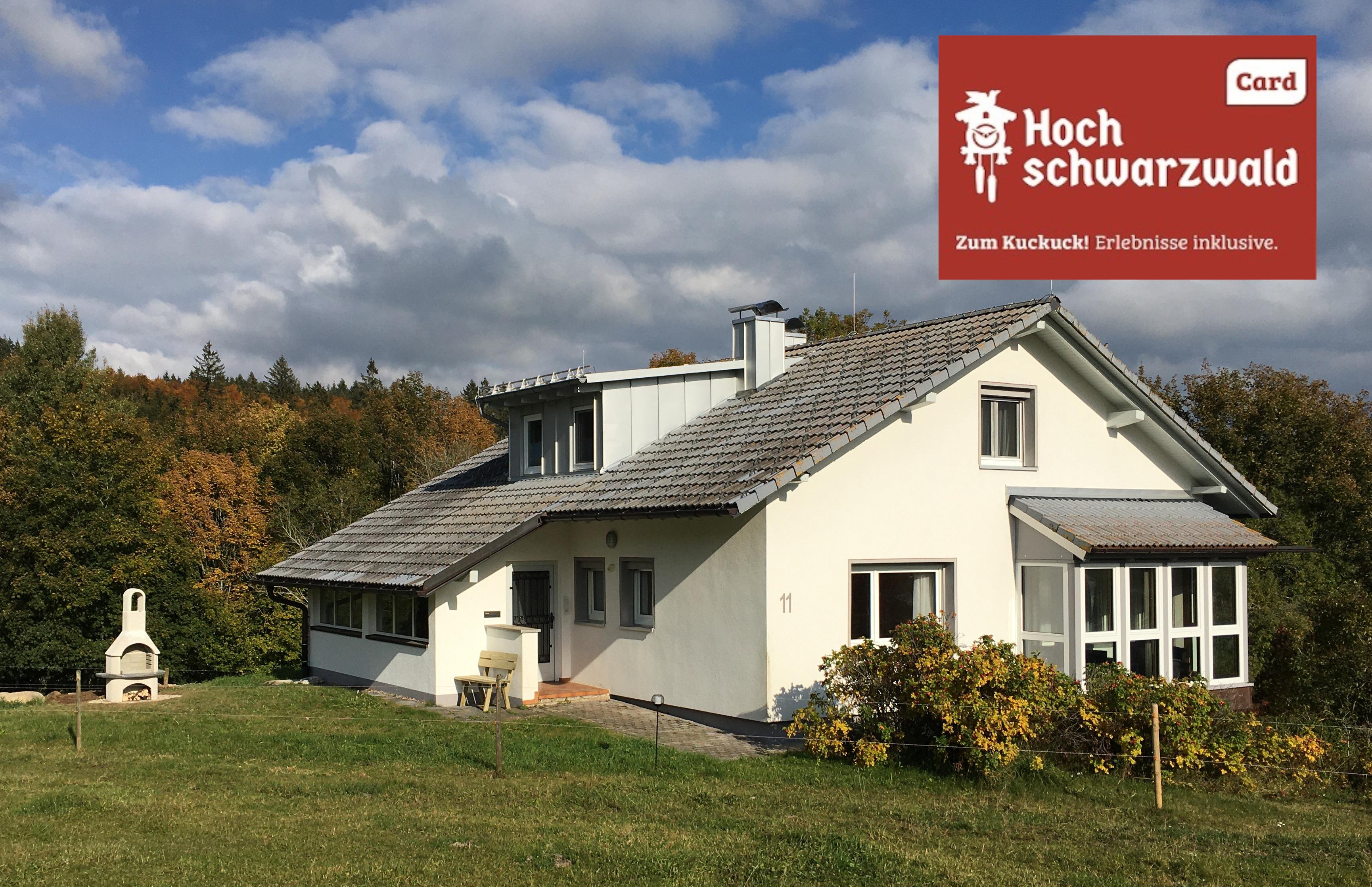 Haus Findling, 10 Personen, Schluchsee, Hochschwar Ferienhaus  Schwarzwald
