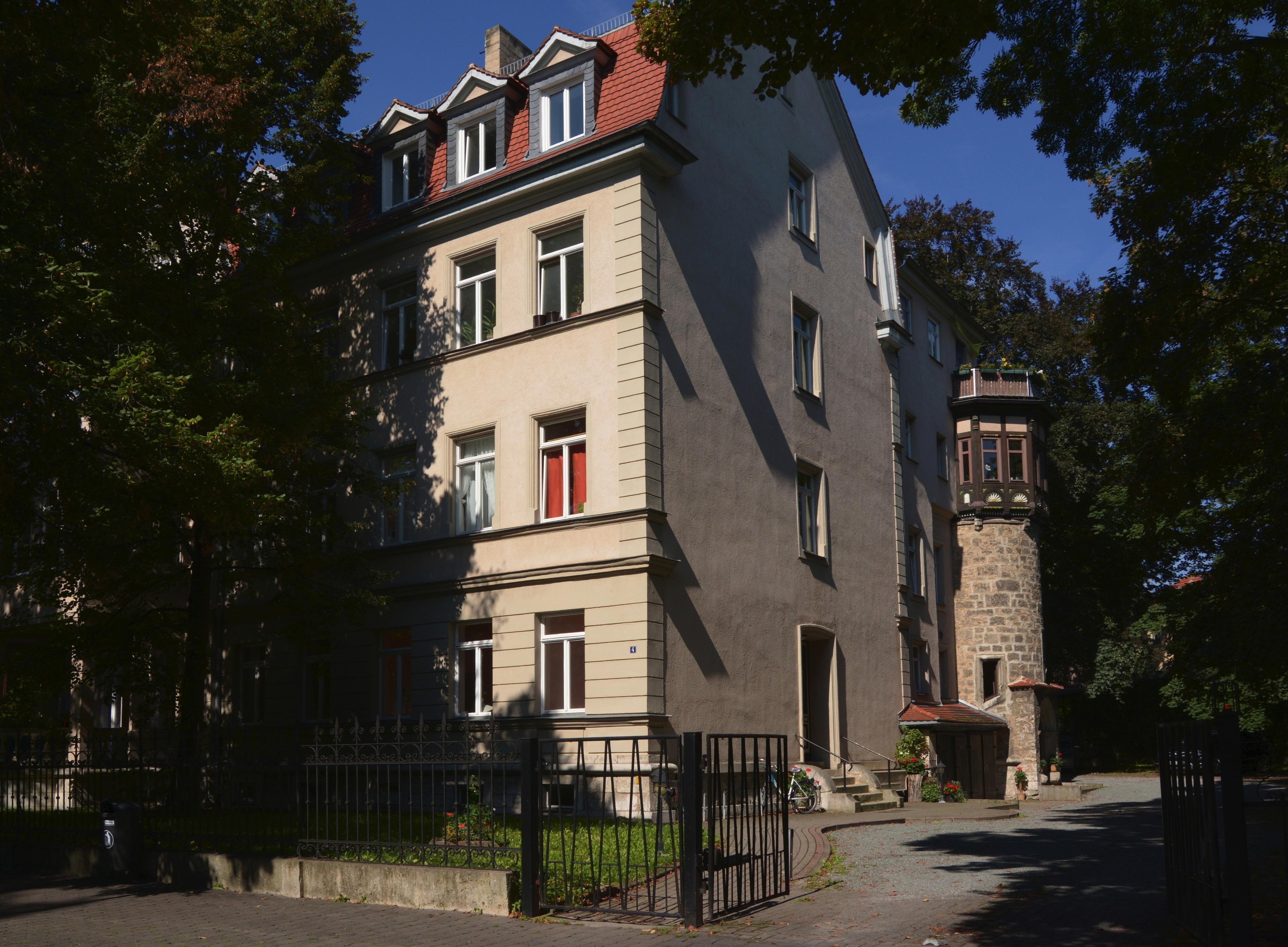 3 Raum Ferienwohnung App2 Fallersleben in Weimar - Ferienwohnung in Thüringen