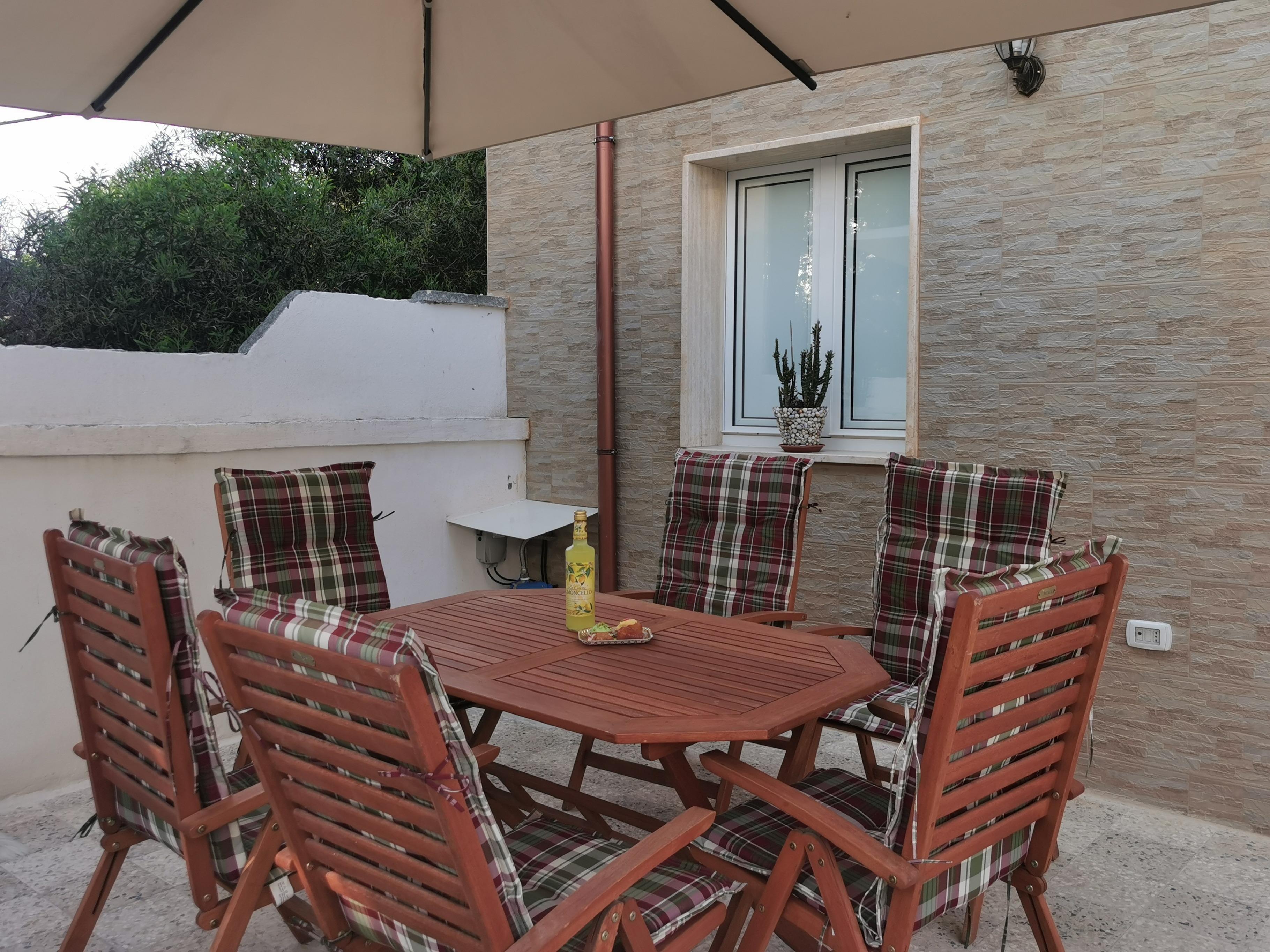 Casa Maria Relex Ferienhaus in Italien