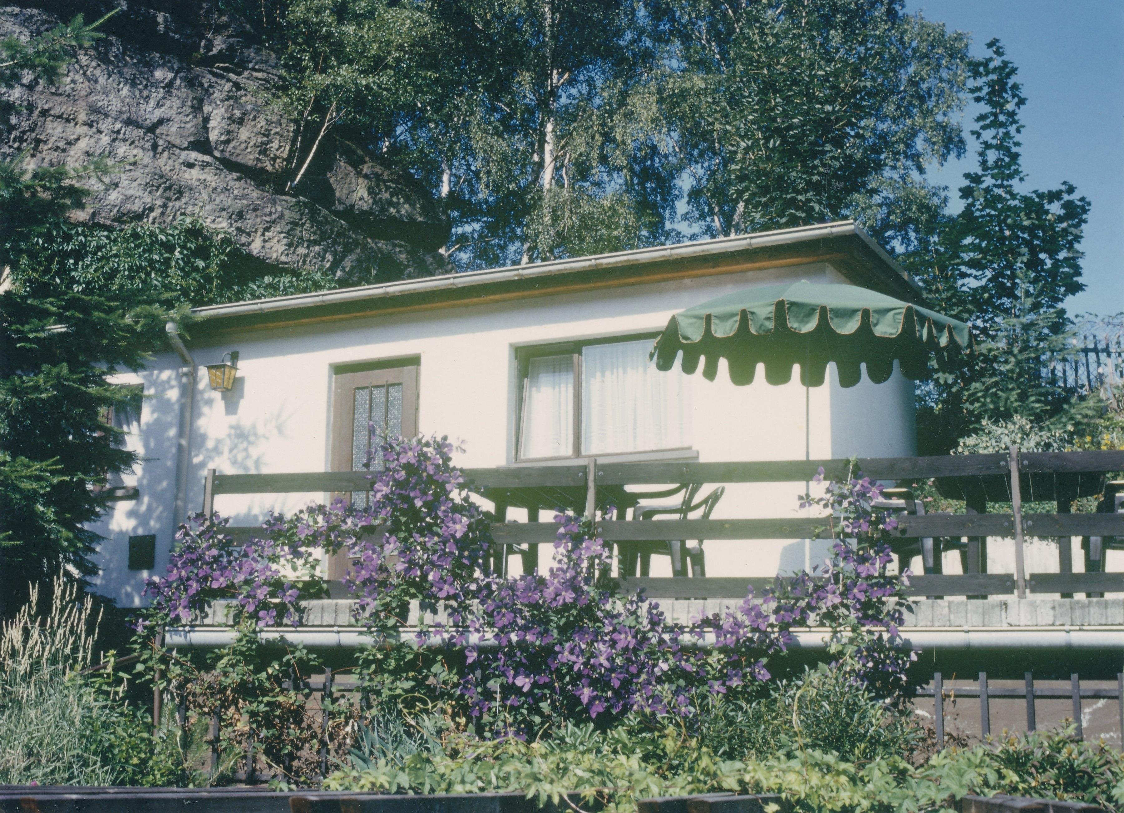 Haus am Stein - Haus 1 Ferienhaus in Königstein
